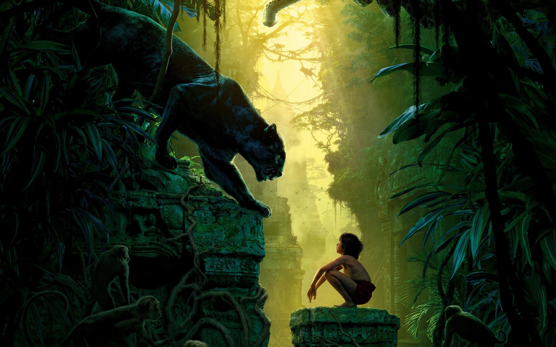 Película El libro de la selva 2016 Fondo de pantalla ID:2261