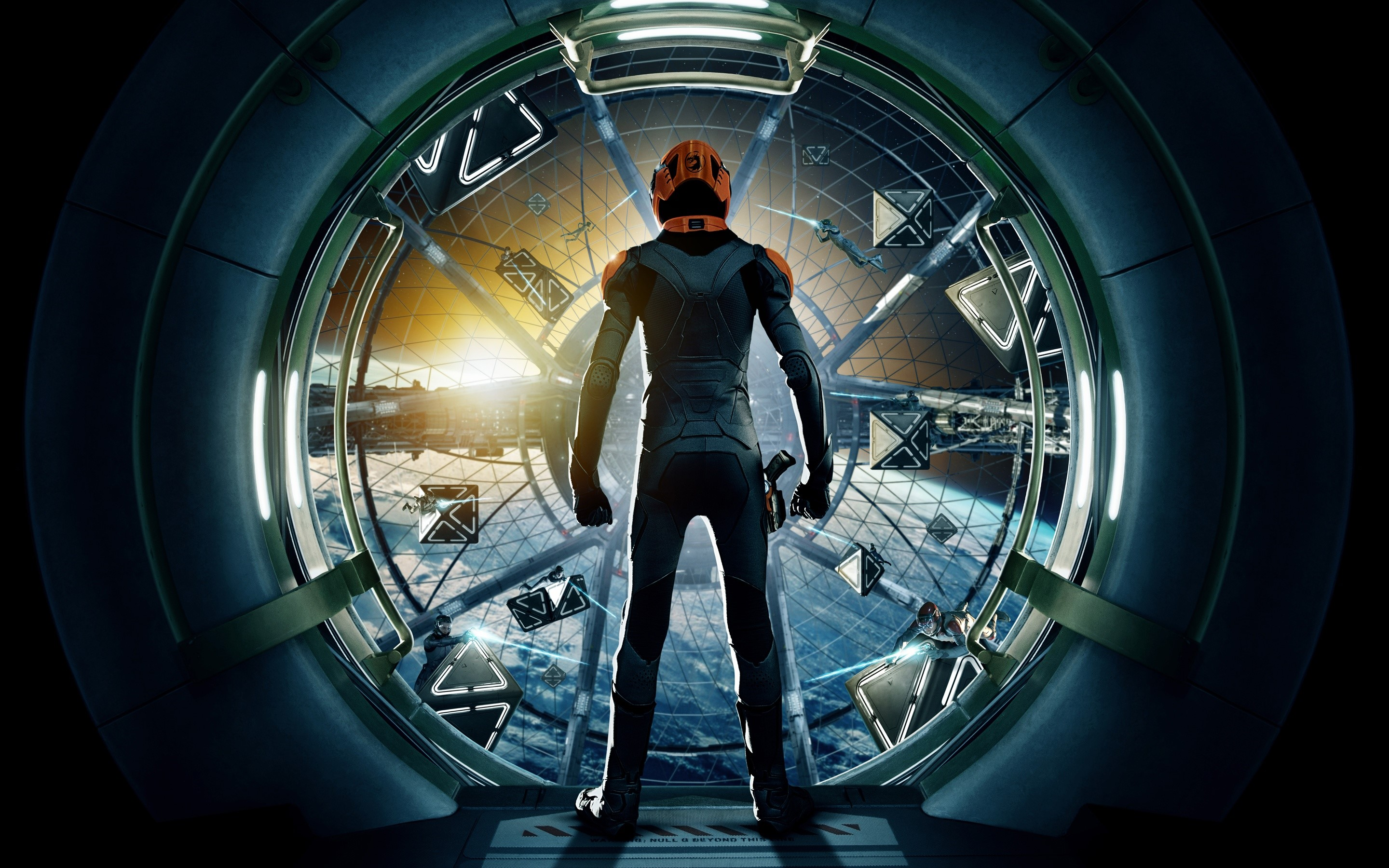 Wallpaper Movie Enders Game