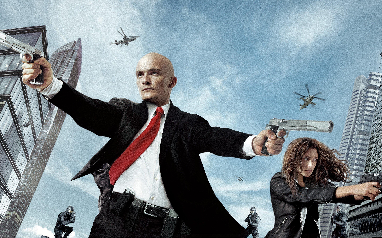 Fondos de pantalla Película Hitman Agent 47
