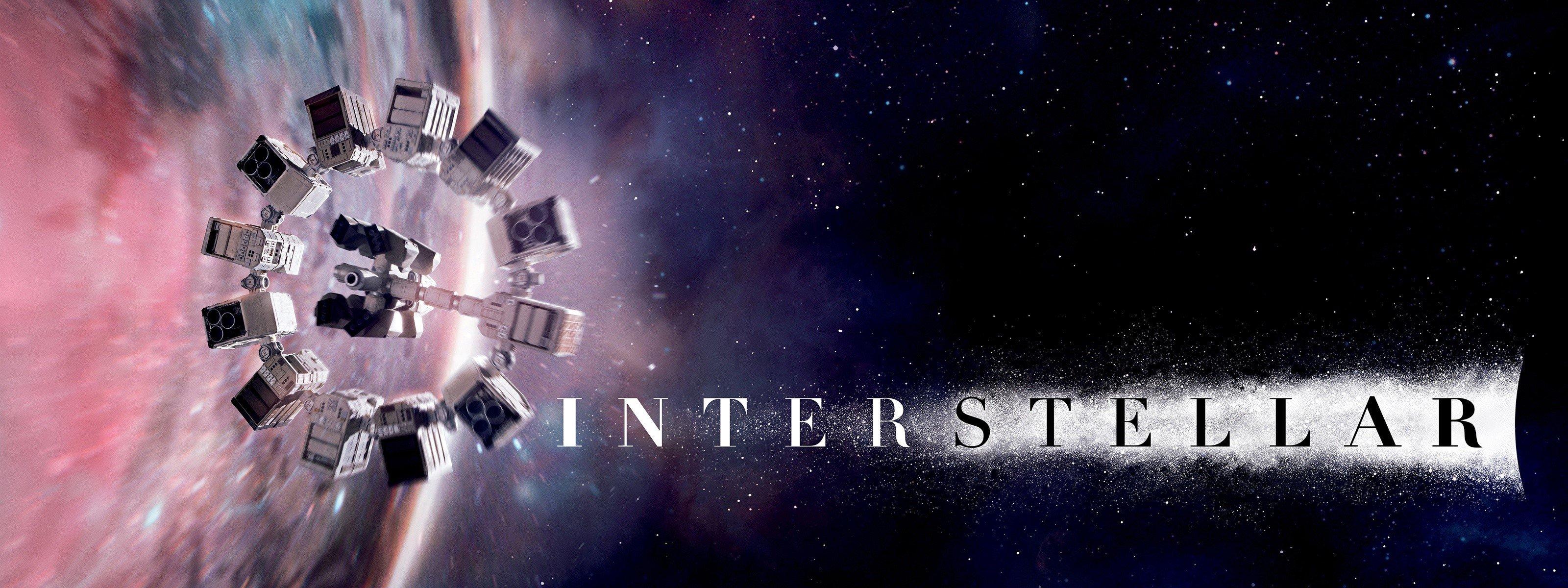 Wallpaper Interstellar movie