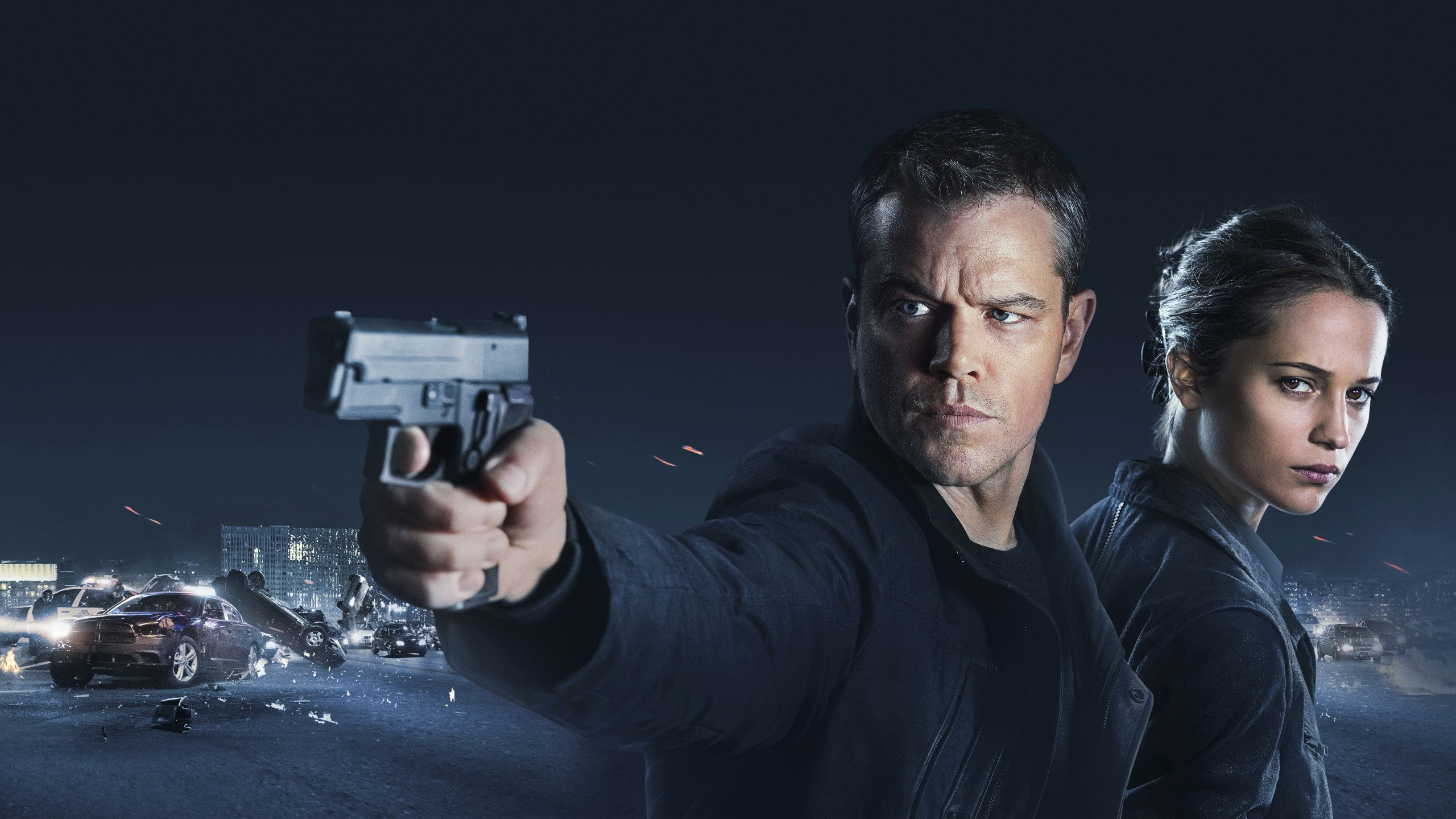 Wallpaper Jason Bourne Movie