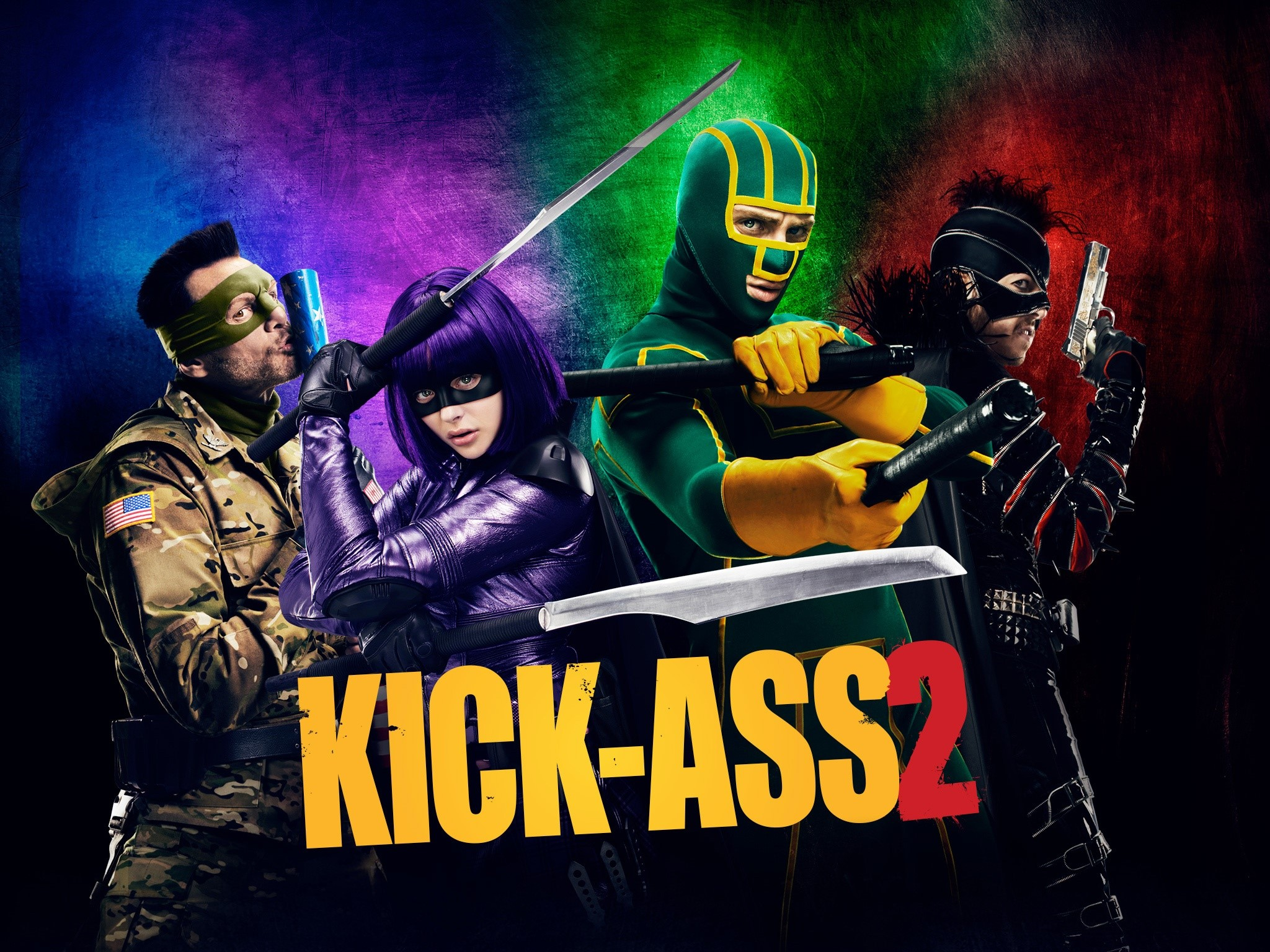 Wallpaper Película Kick Ass 2 Images