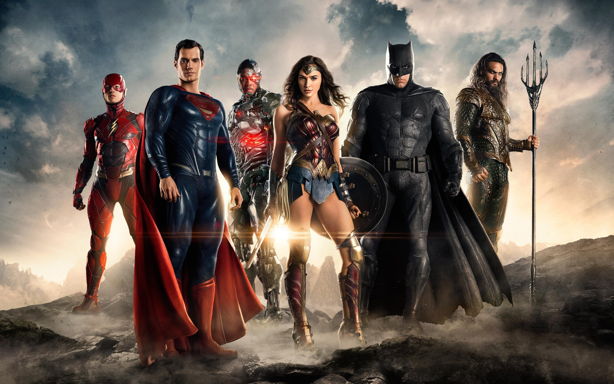 Wallpaper Justice League movie