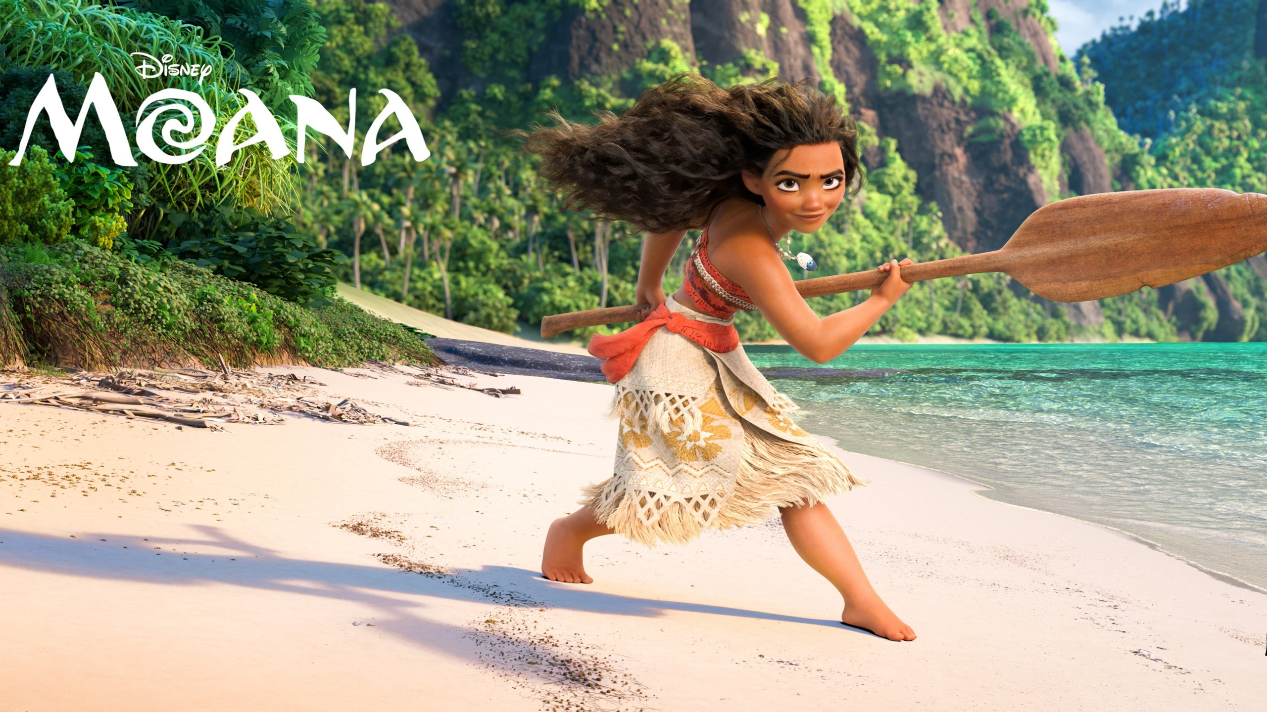 Wallpaper Movie Moana