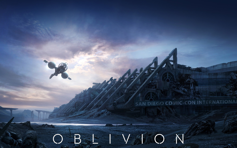 Wallpaper Oblivion movie