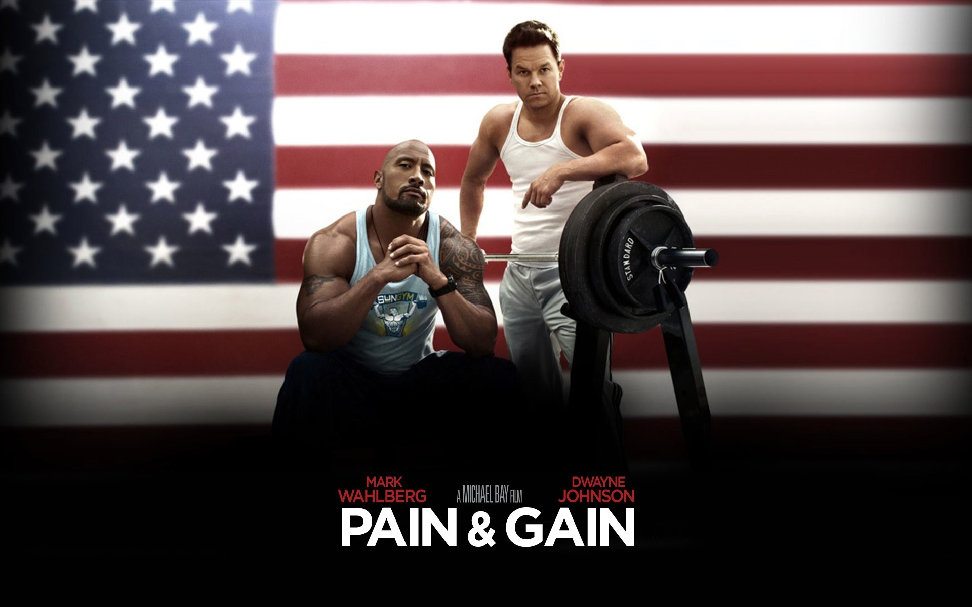 Wallpaper Pain and gain movie