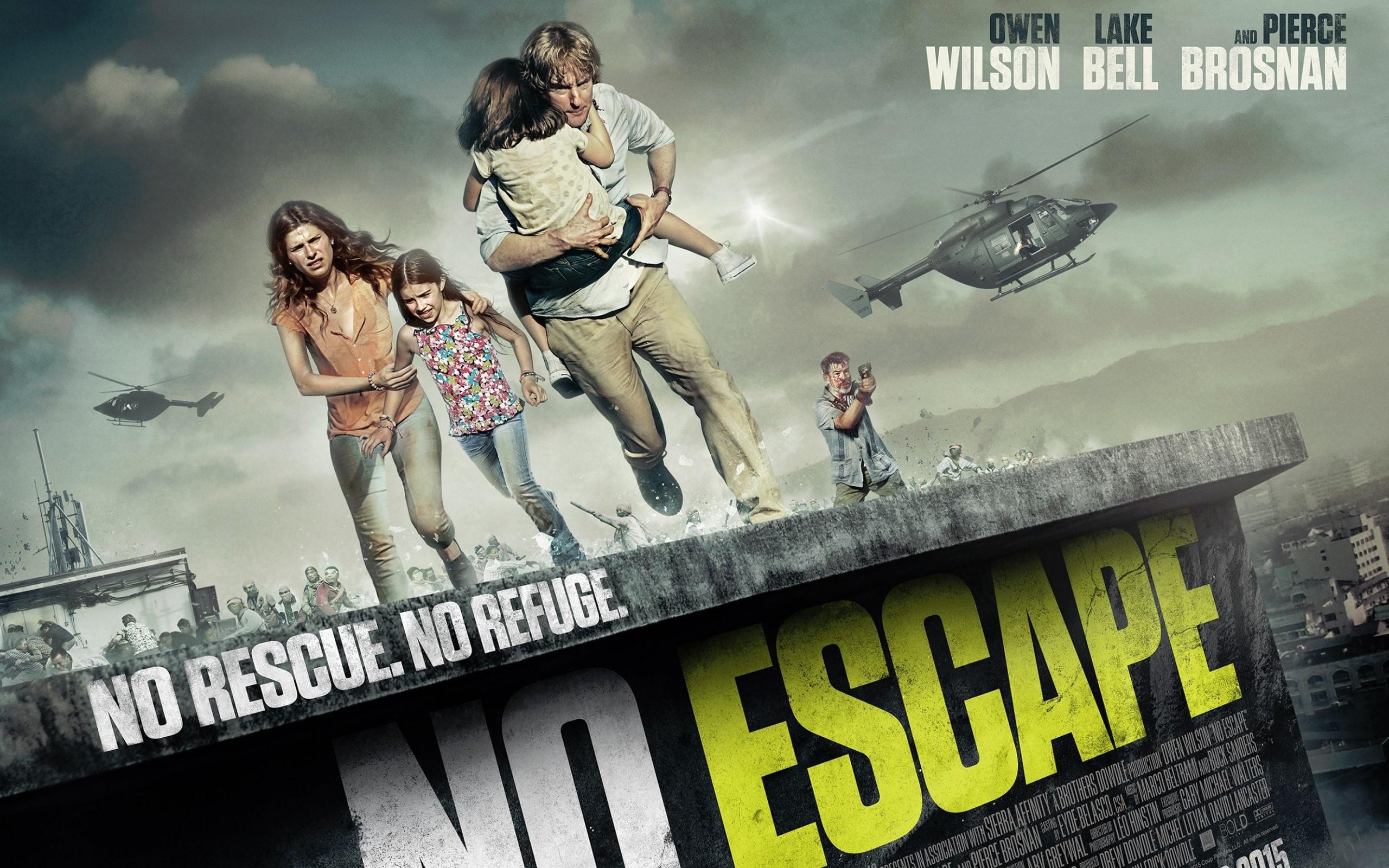 Fondos de pantalla Película Sin escape