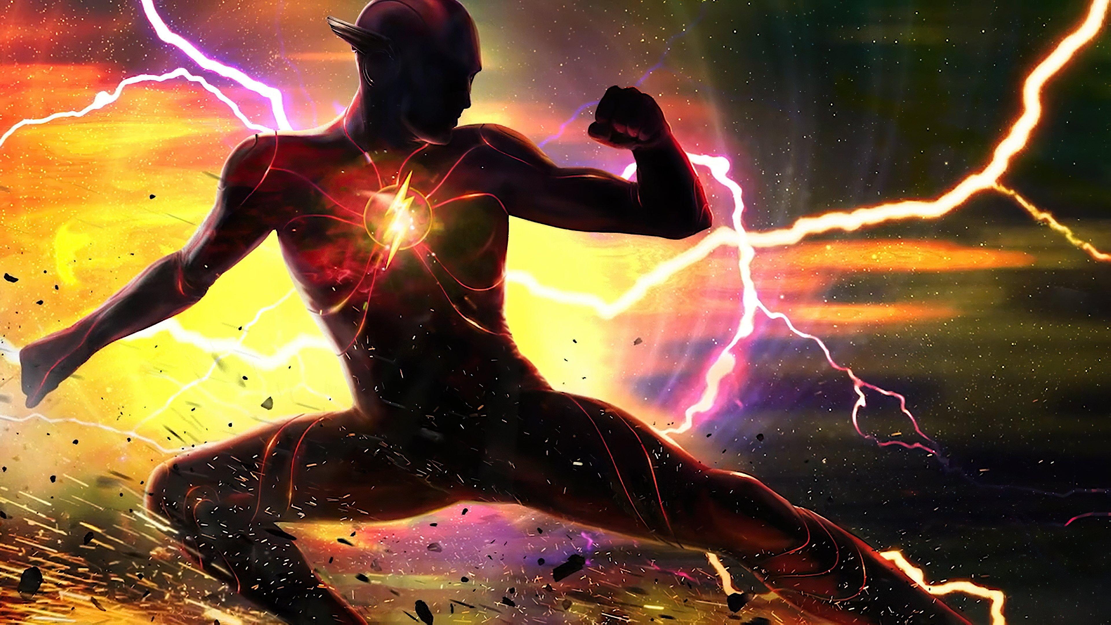 Fondos de pantalla Película The Flash