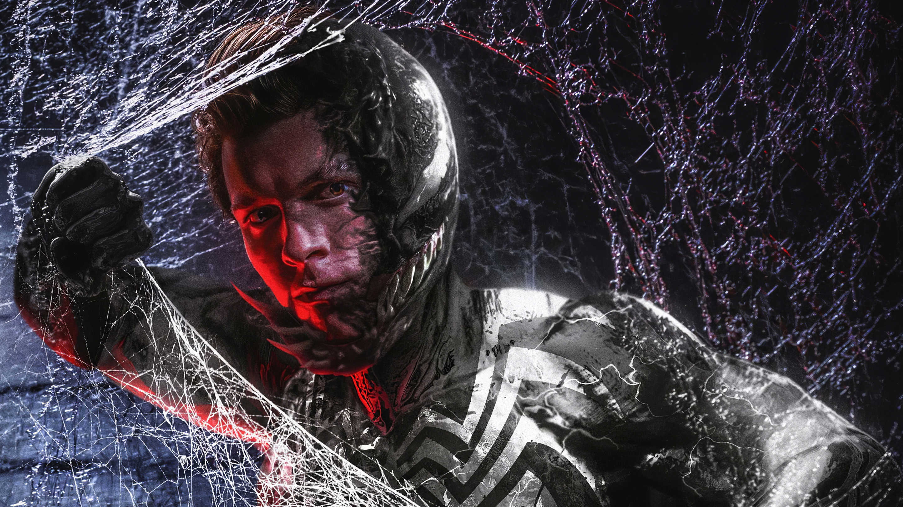 Wallpaper Venom: Let There Be Carnage Movie 2021