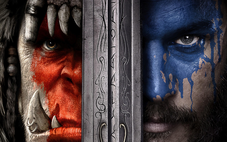 Wallpaper Warcraft movie