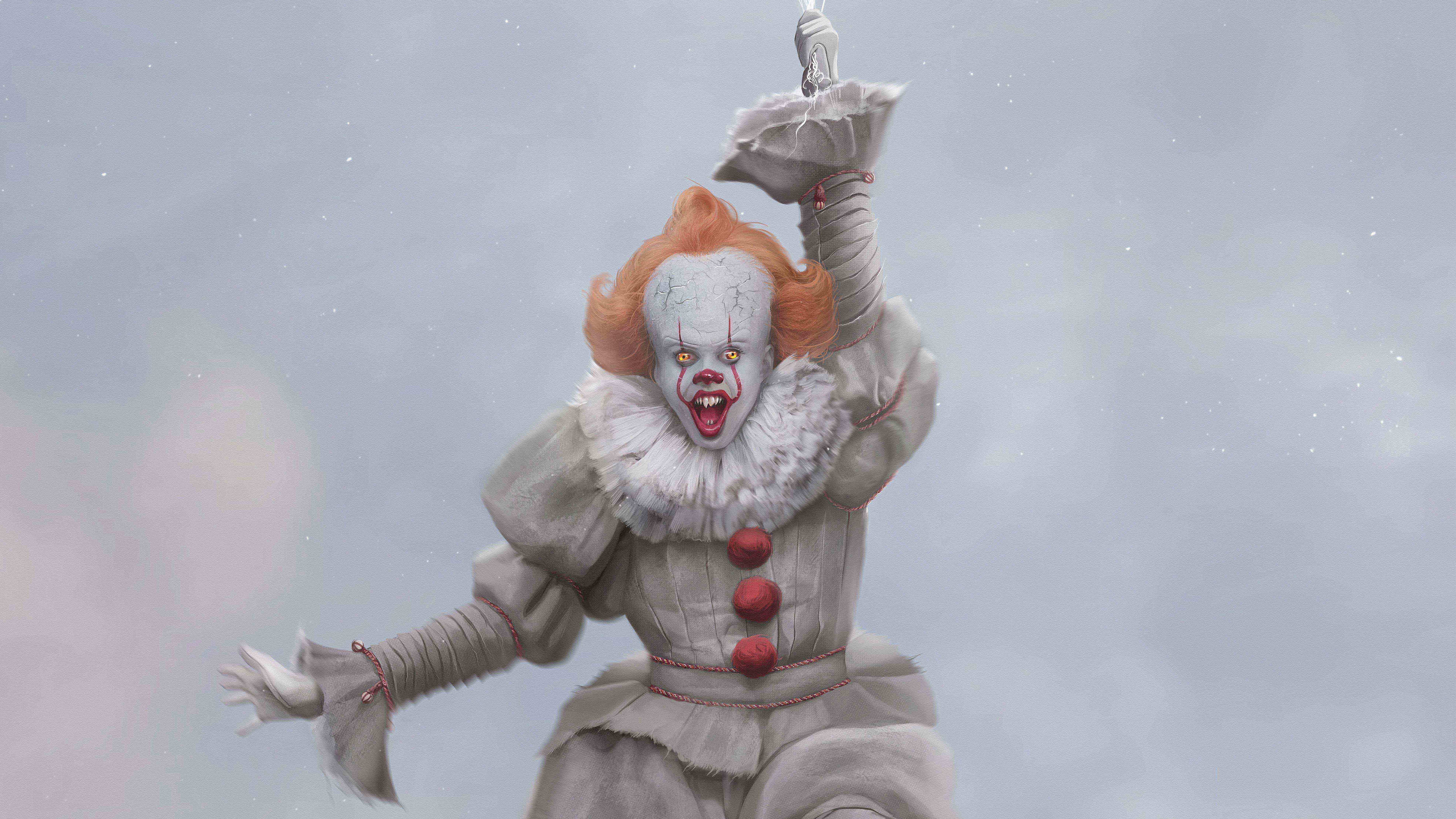Wallpaper Pennywise