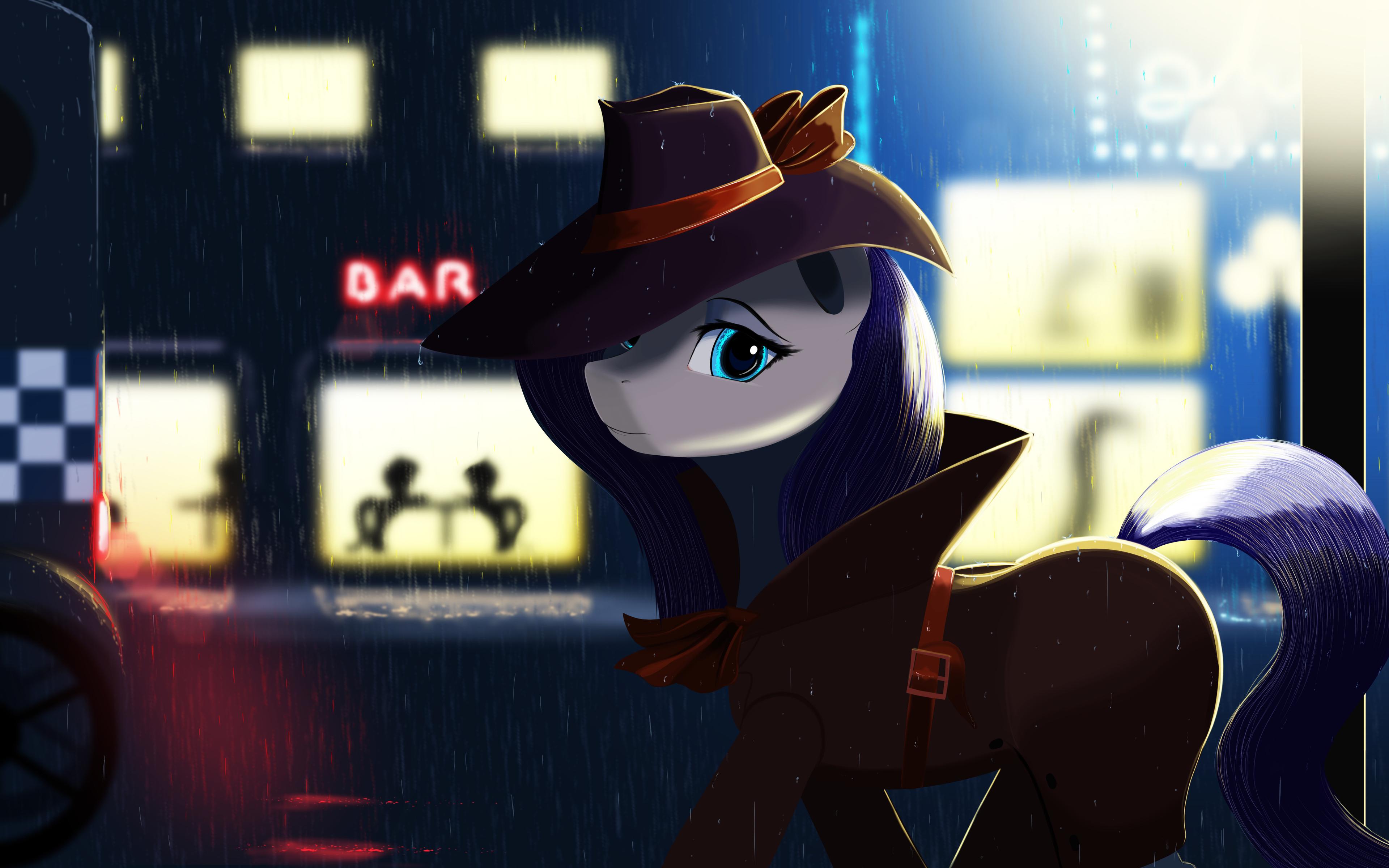 Fondos de pantalla Pequeño Pony Detective