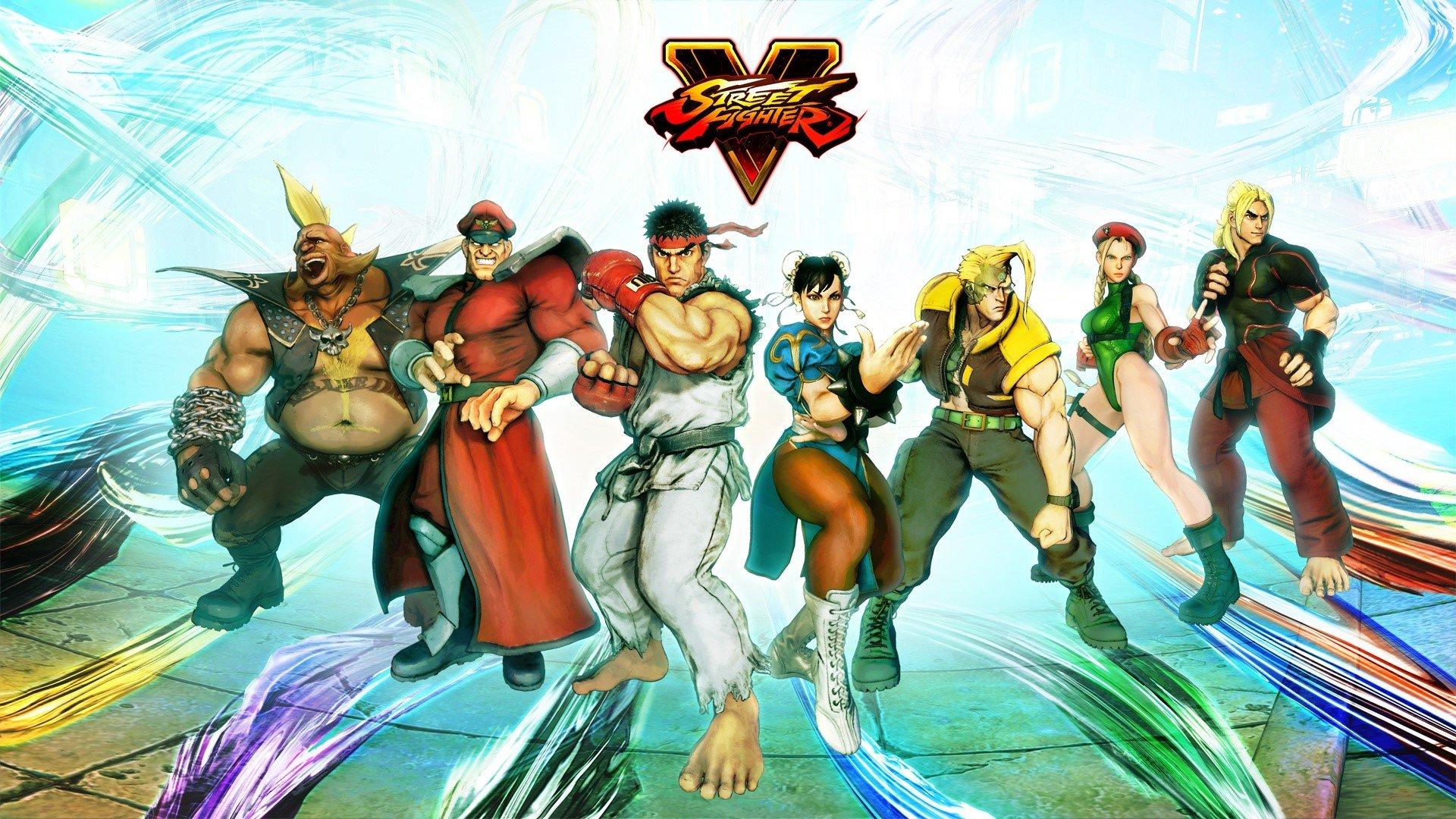 Fondo de pantalla de Personaje de Street Fighter V Imágenes