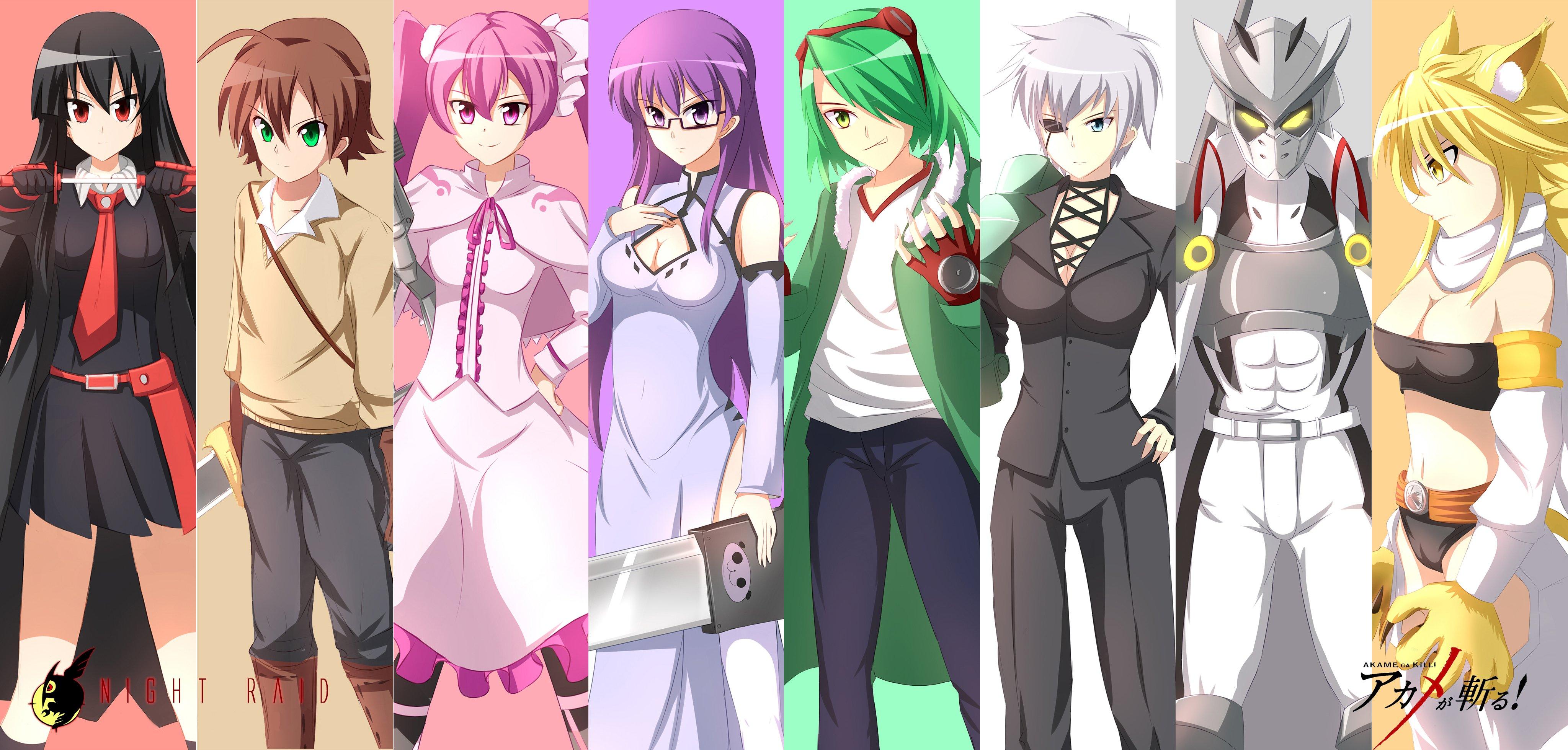 Fondos de pantalla Anime Personajes Akame ga Kill!