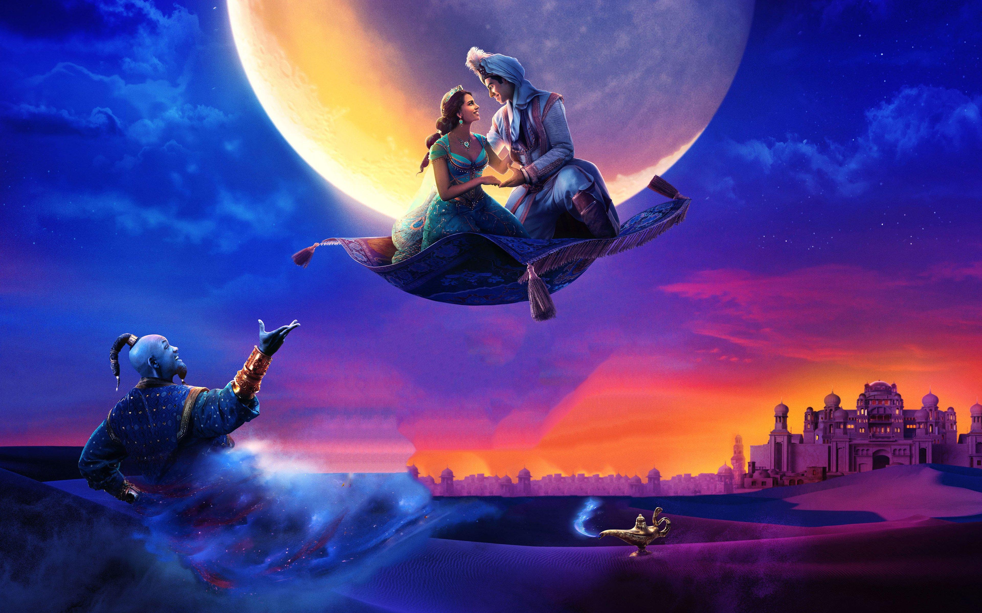 Fondos de pantalla Personajes de Aladin