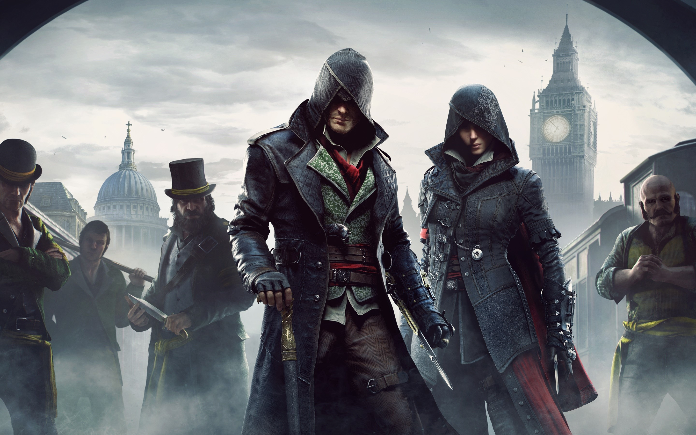 Fondos de pantalla Personajes de Assassins Creed Syndicate