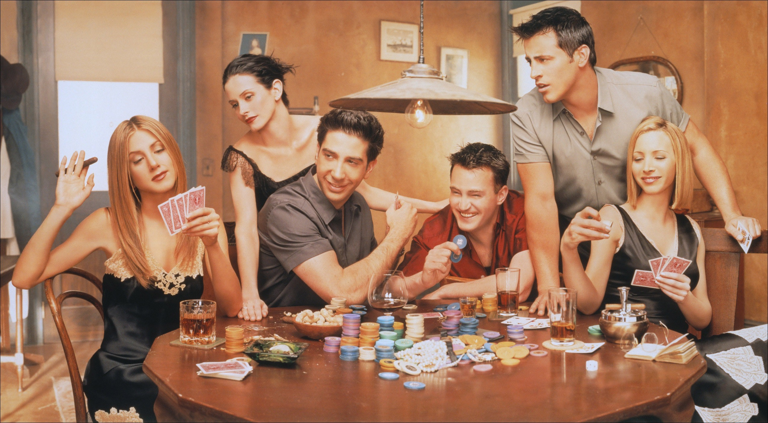 Fondos de pantalla Personajes de Friends