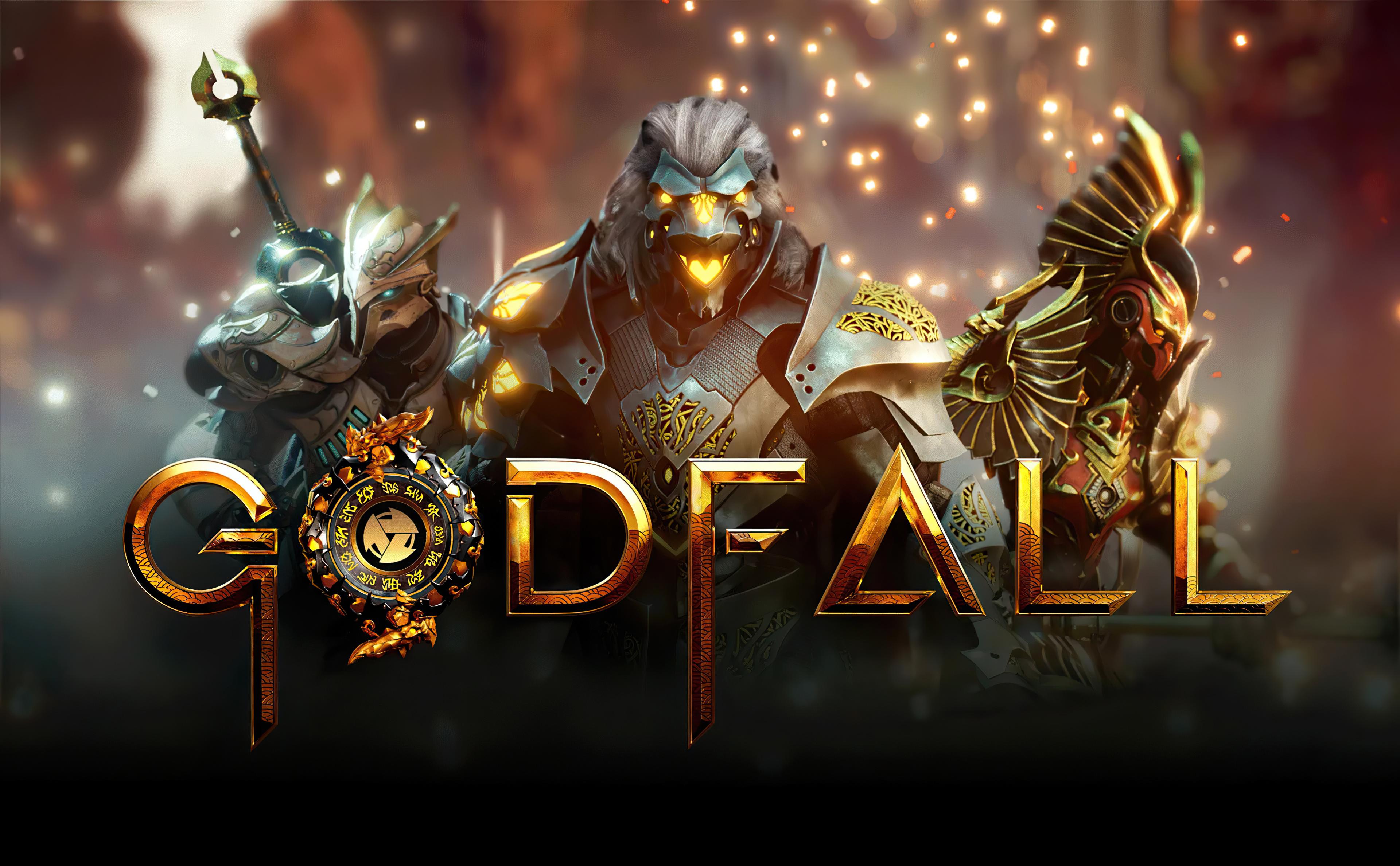 Fondos de pantalla Personajes de Godfall