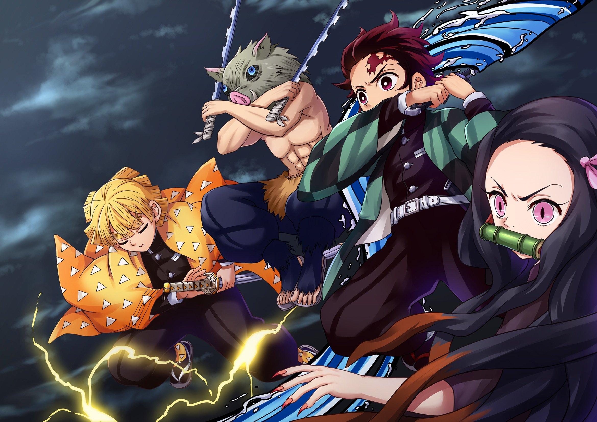 Fondos de pantalla Anime Personajes de Guardianes de la Noche