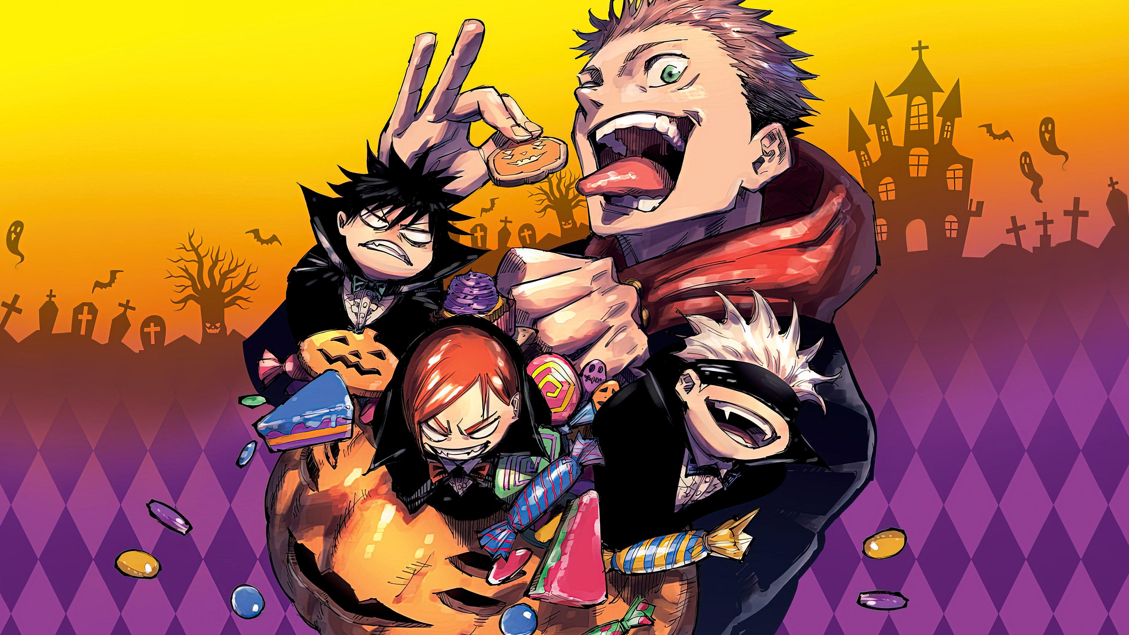 Fondos de pantalla Anime Personajes de Jujutsu Kaisen 2020