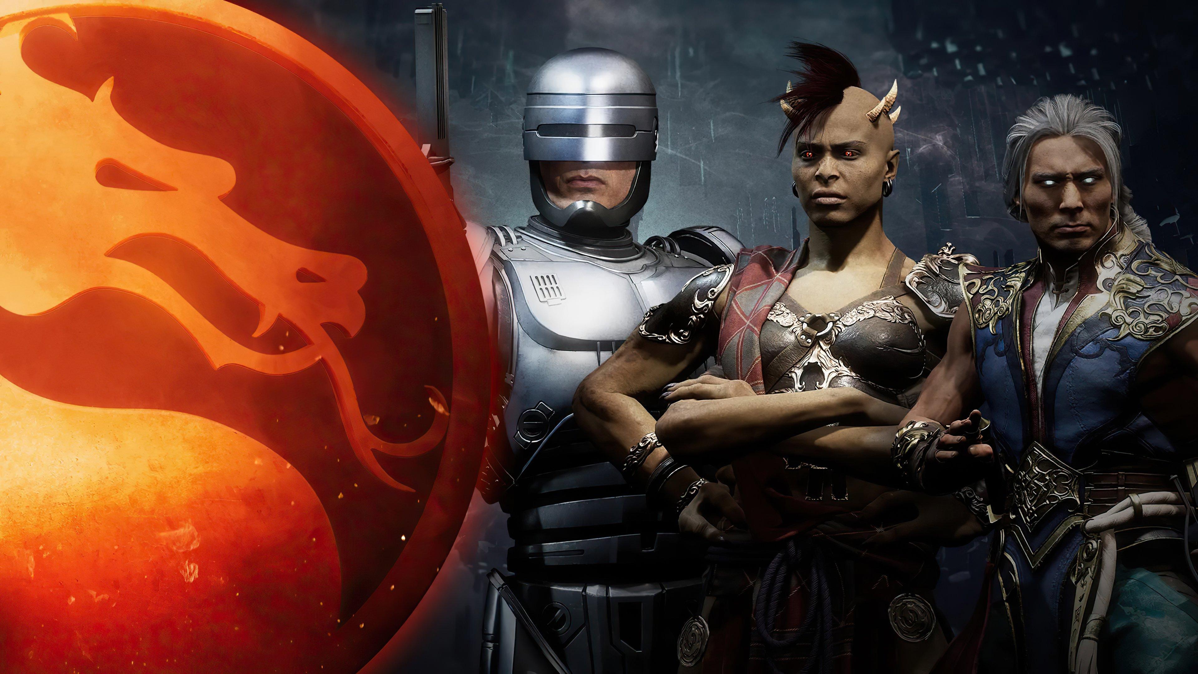 Fondos de pantalla Personajes de  Mortal Kombat