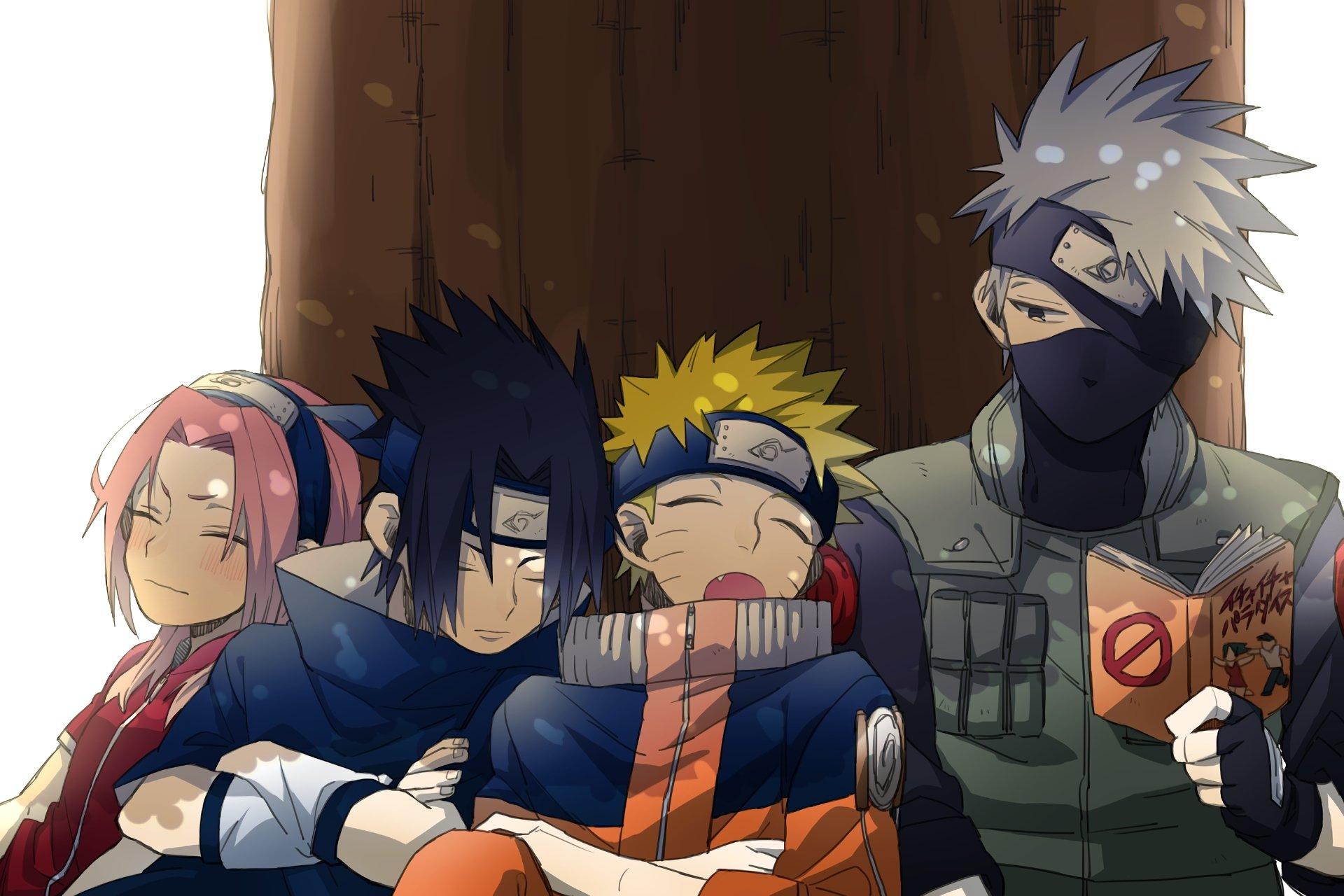 Fondos de pantalla Anime Personajes de Naruto