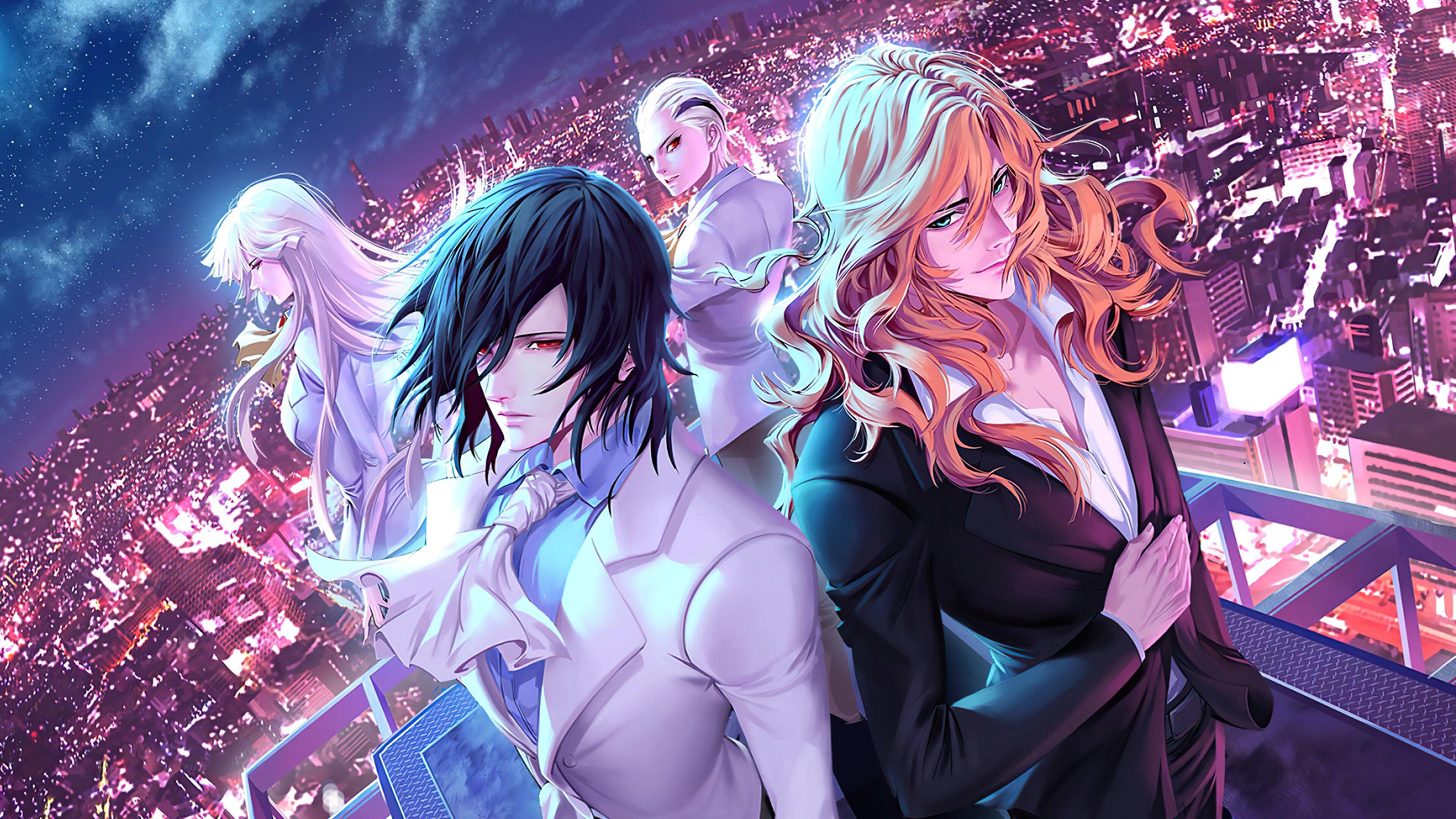 Fondos de pantalla Anime Personajes de Noblesse