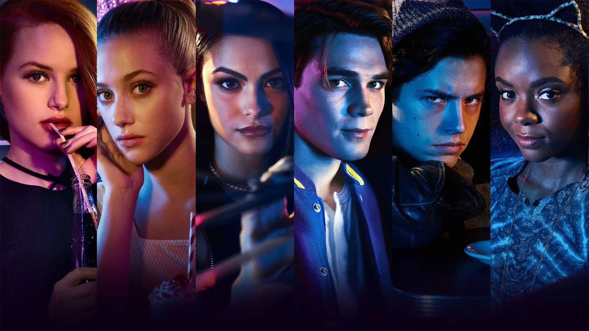 Fondos de pantalla Personajes de Riverdale