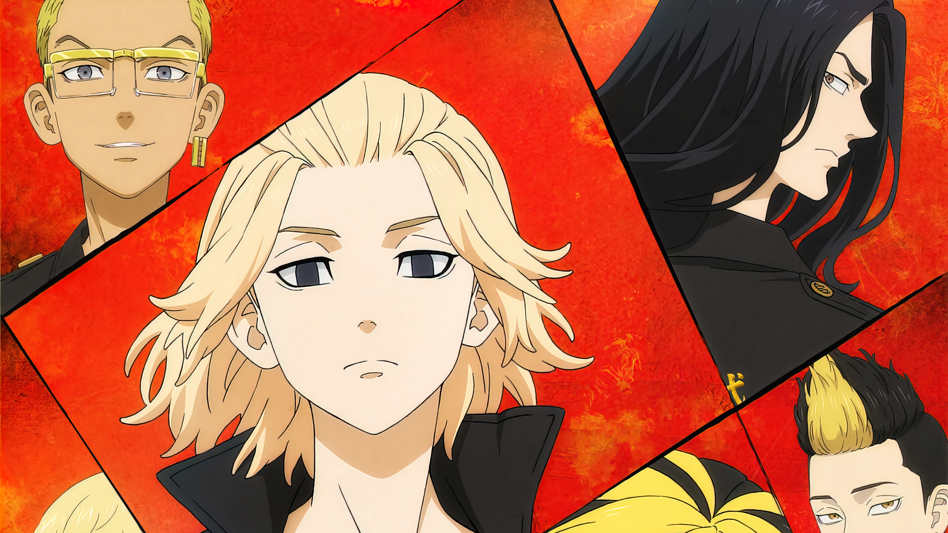 Fondos de pantalla Anime Personajes de Tokyo Revengers