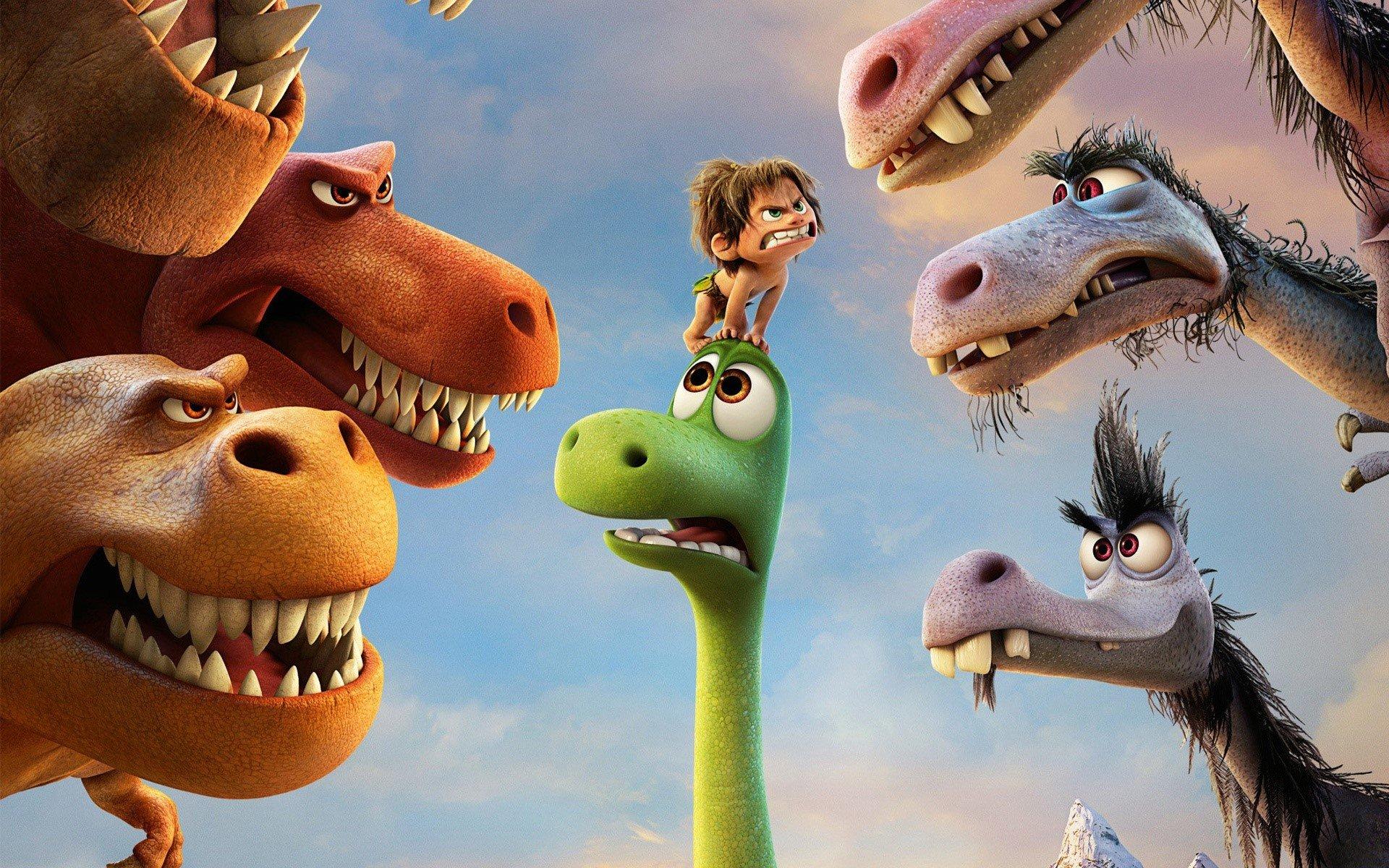 Fondos de pantalla Personajes de Un gran dinosaurio