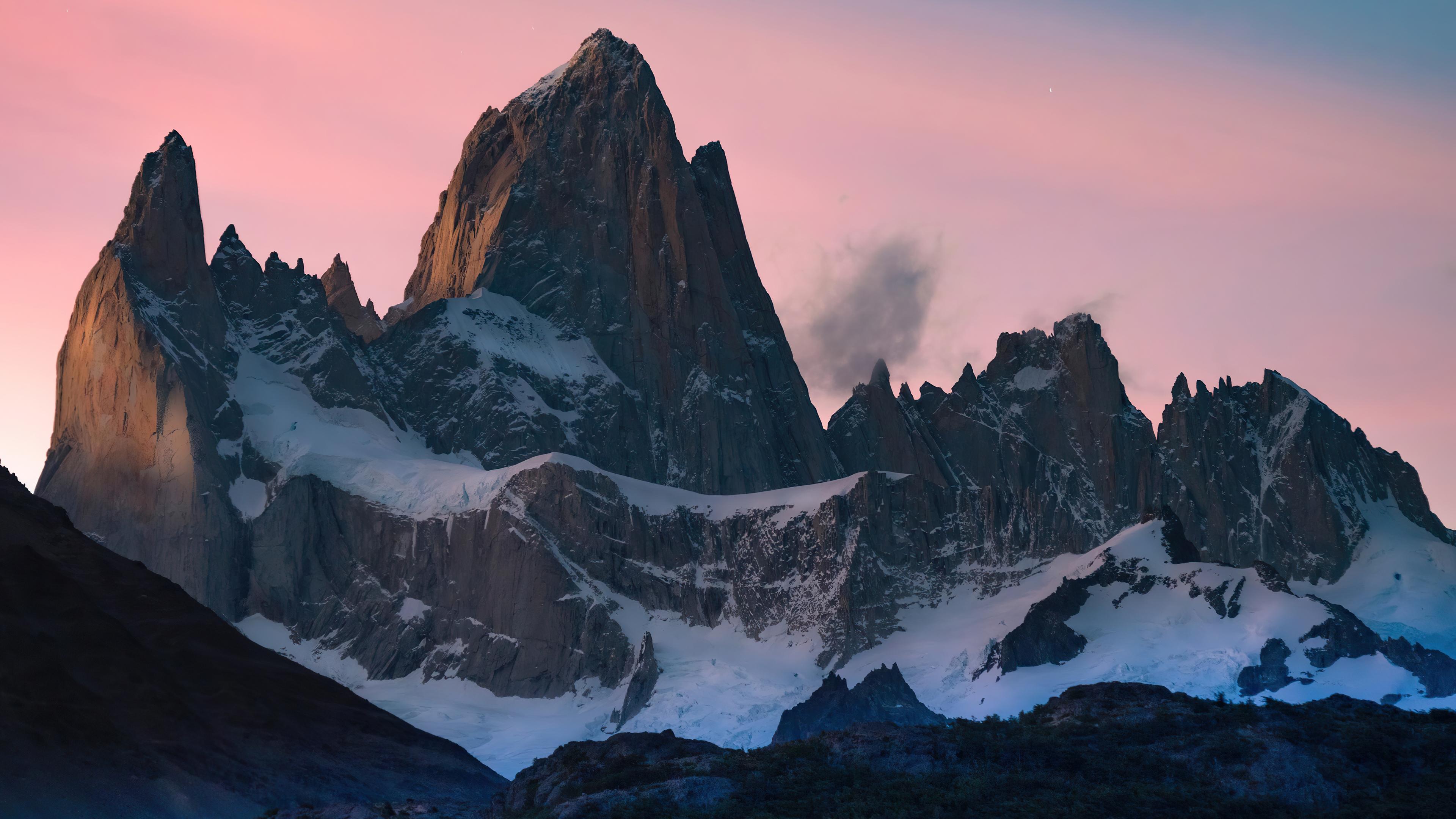 Fondos de pantalla Picos de montaña en Argentina