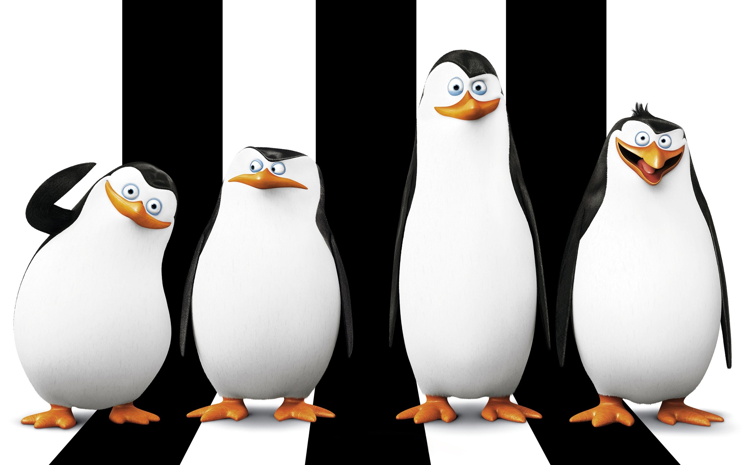 Wallpaper Penguins of Madagascar