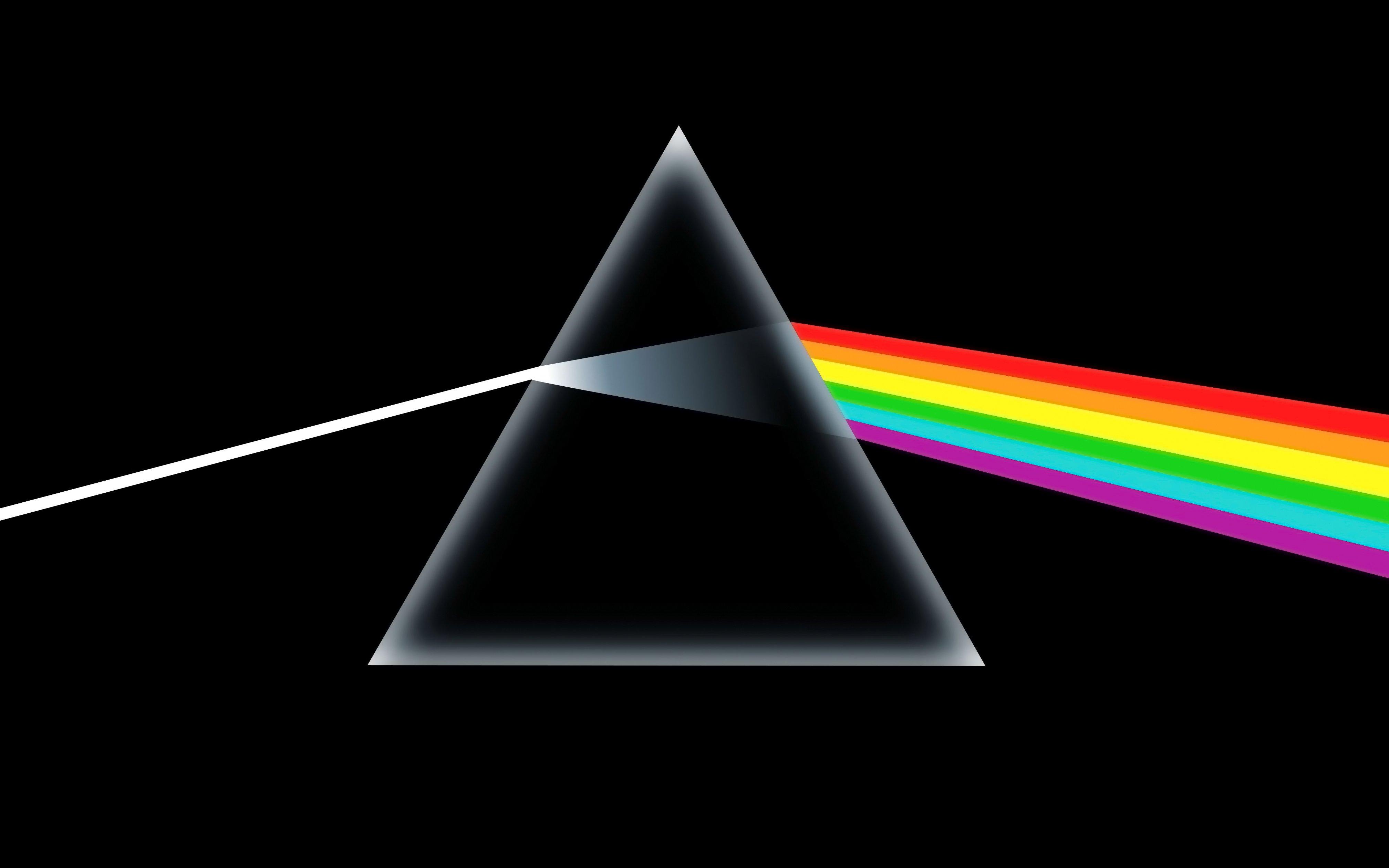 Wallpaper Pink Floyd - The Dark Side of the Moon