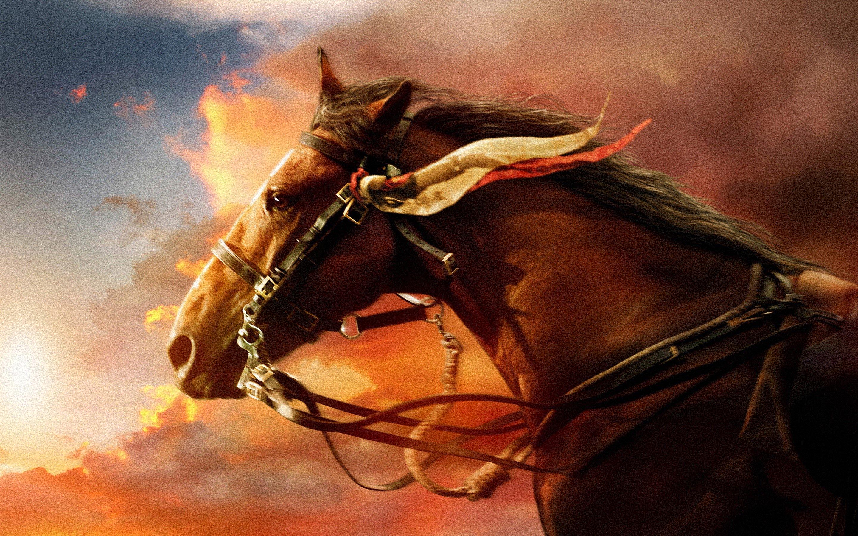 Fondo de pantalla de Pintura de un caballo Imágenes
