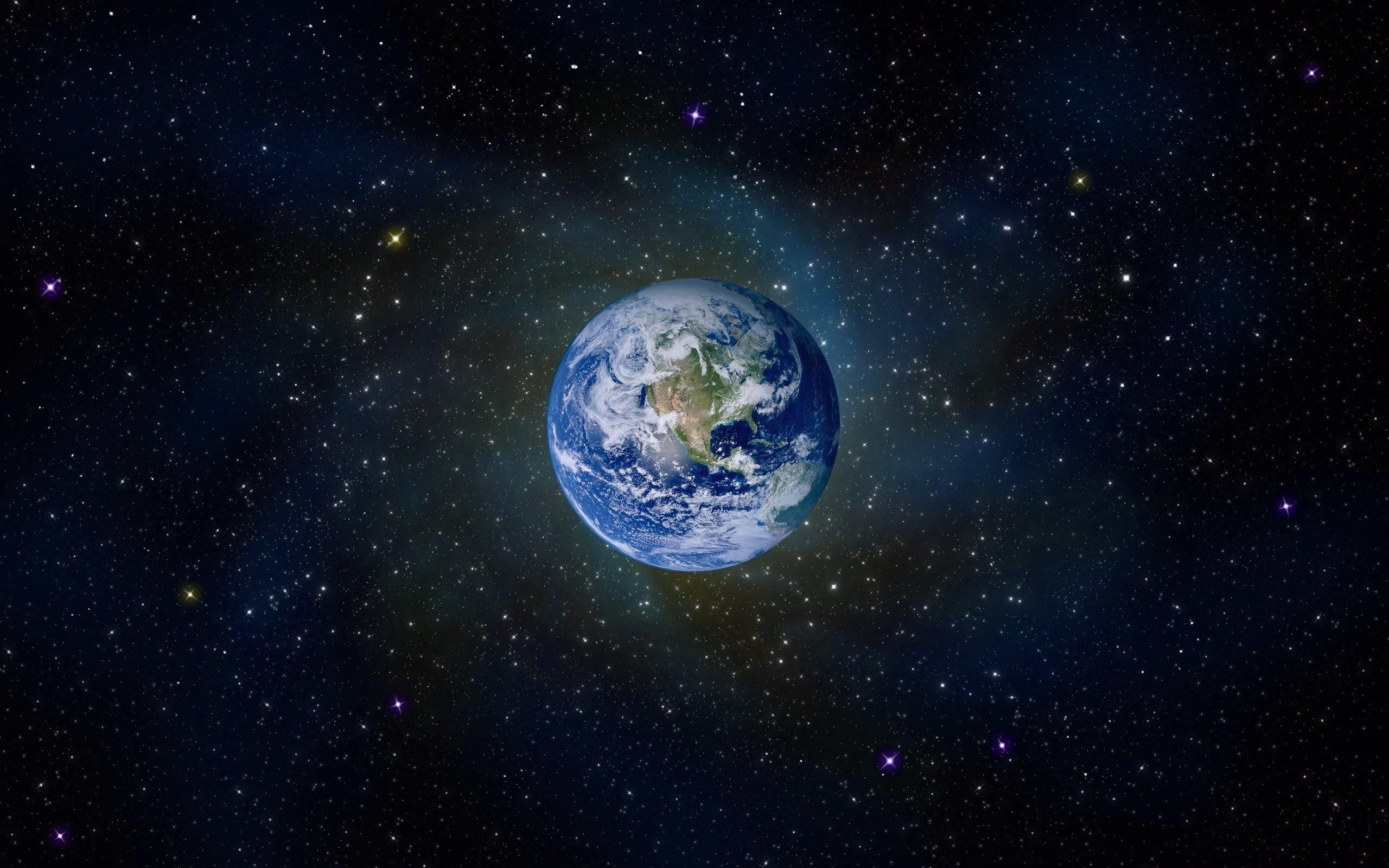 Wallpaper Planet Earth