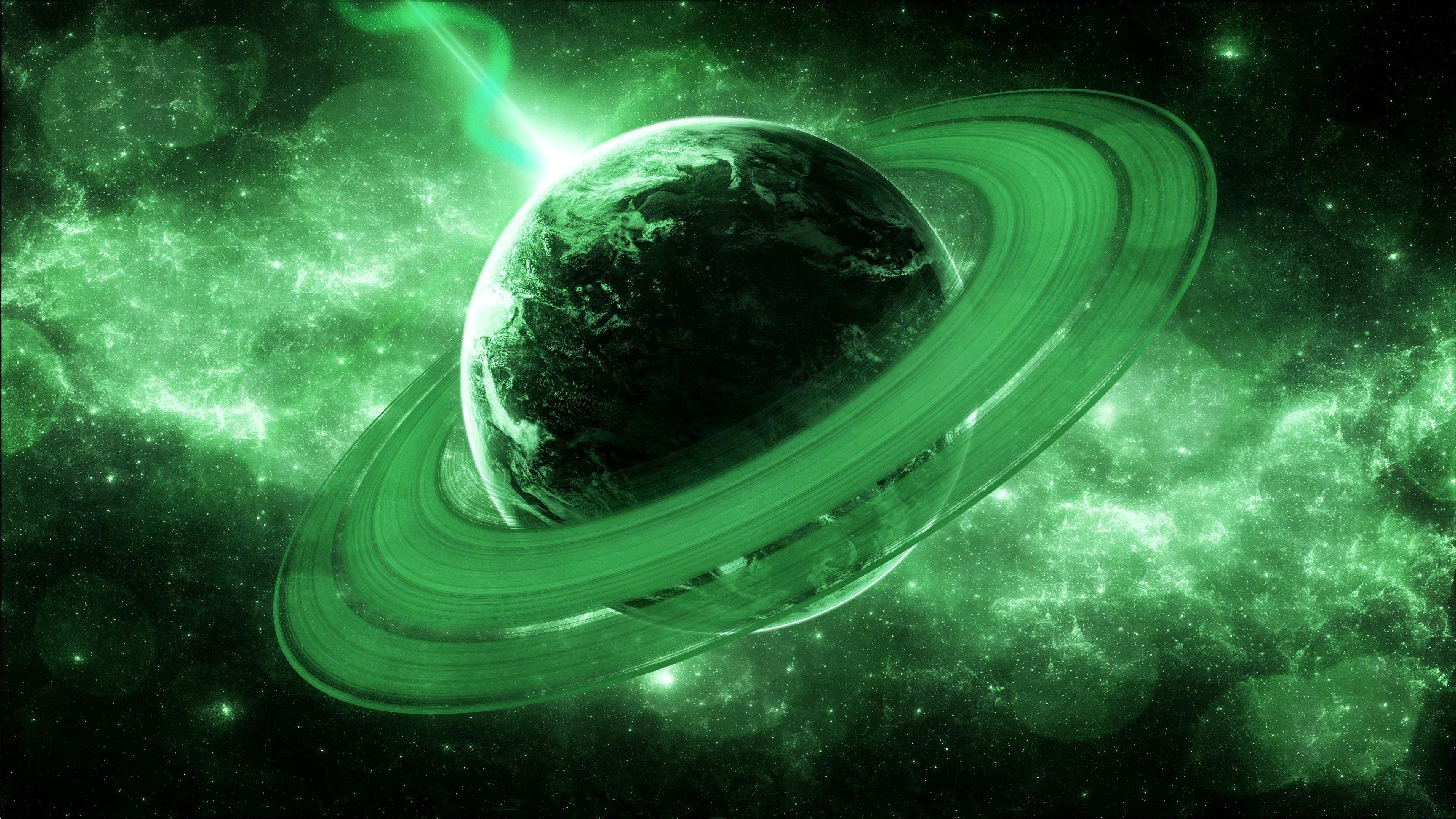 Fondos de pantalla Planeta Verde