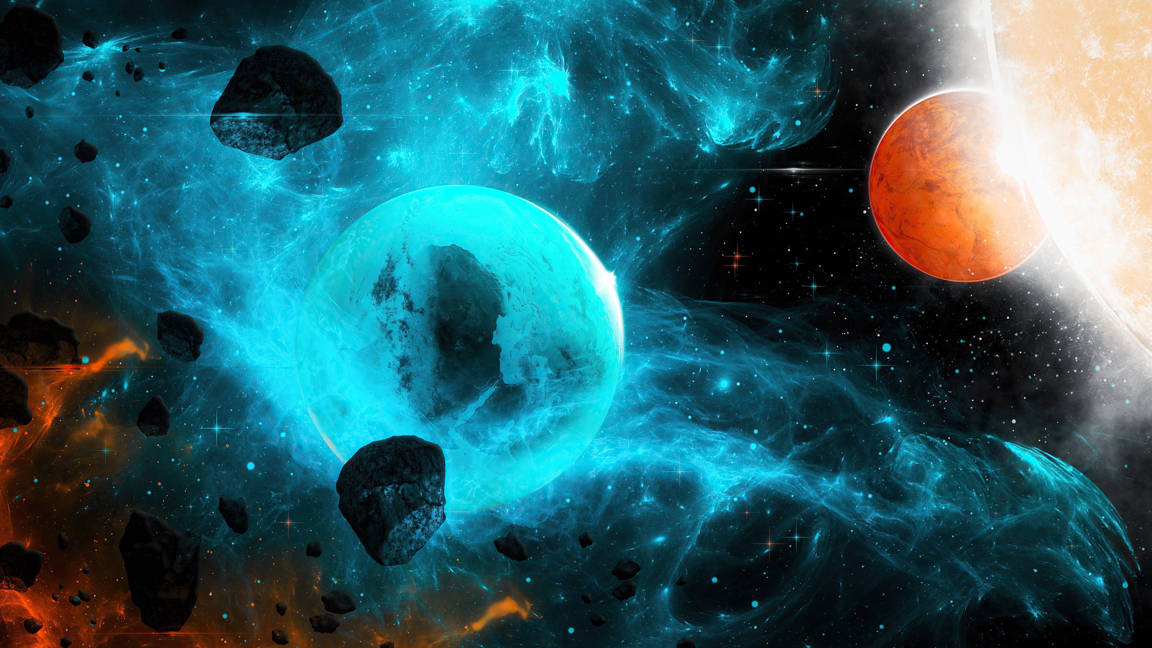 Wallpaper Planets
