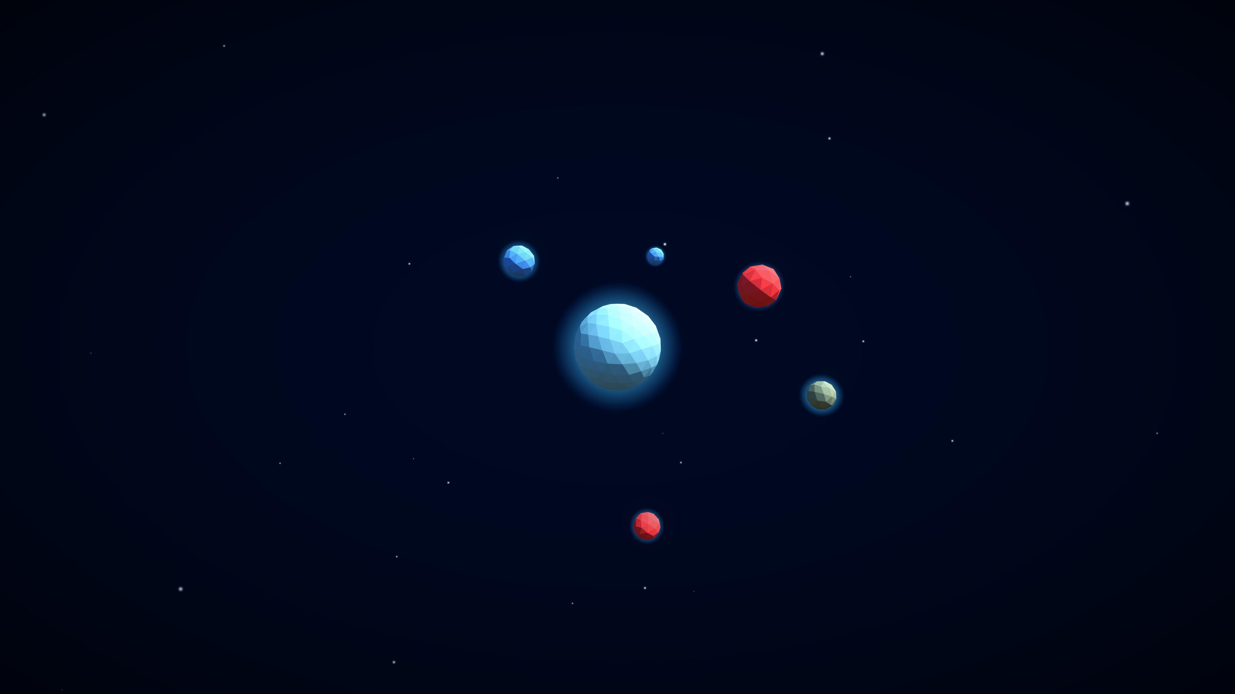 Fondos de pantalla Planetas Artwork