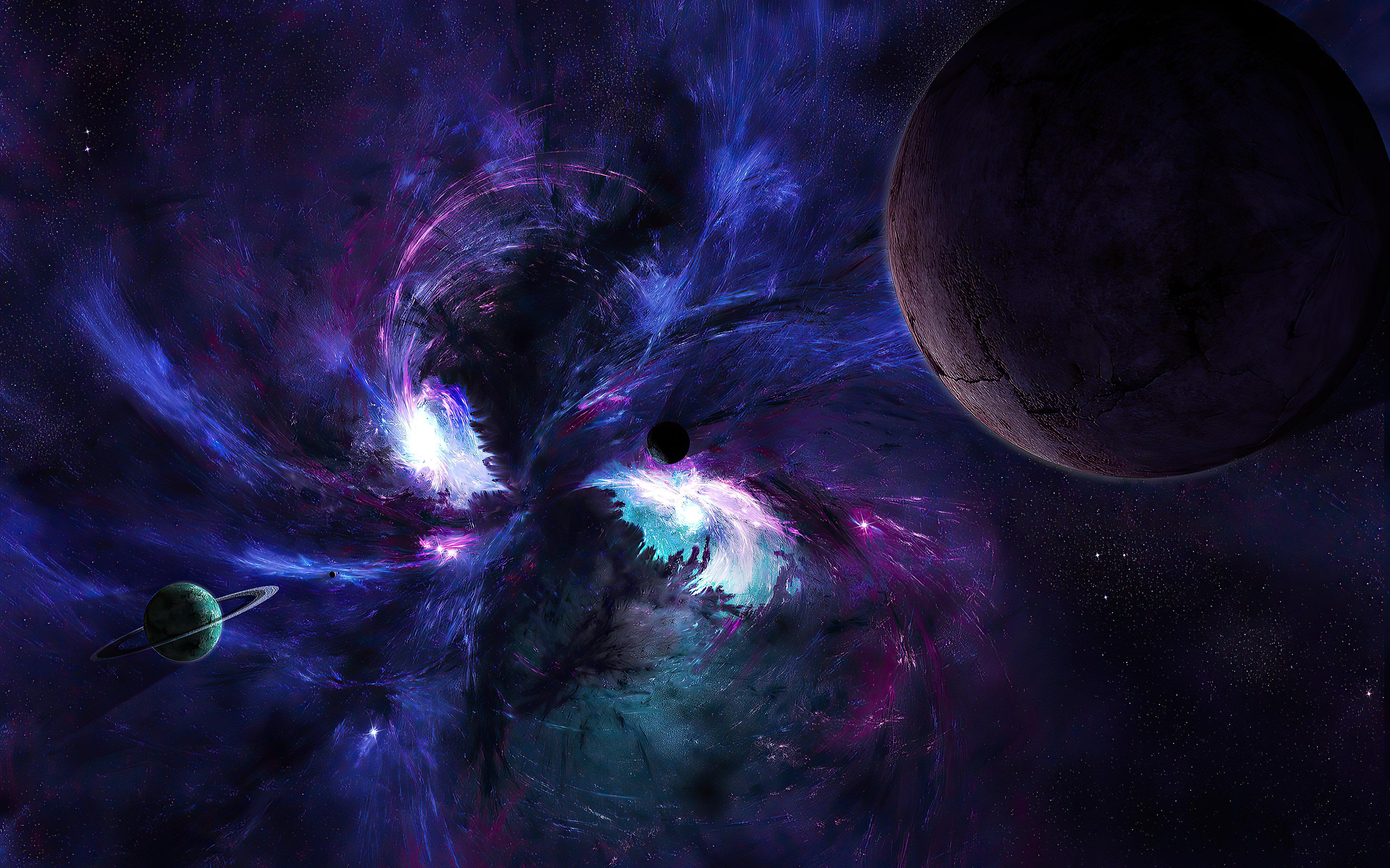 Fondos de pantalla Planetas de ciencia ficción
