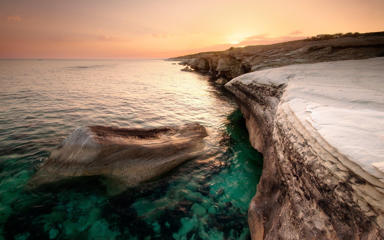 Wallpaper Alamanos Beach