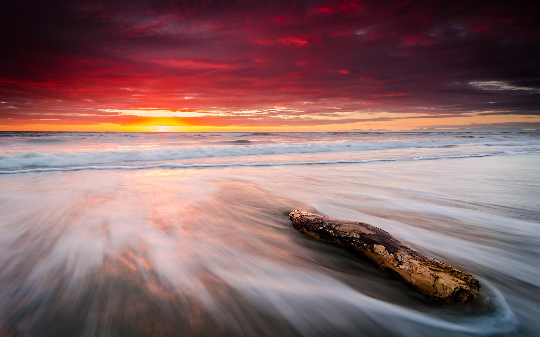 Fondo de pantalla de Playa Leithfield Imágenes