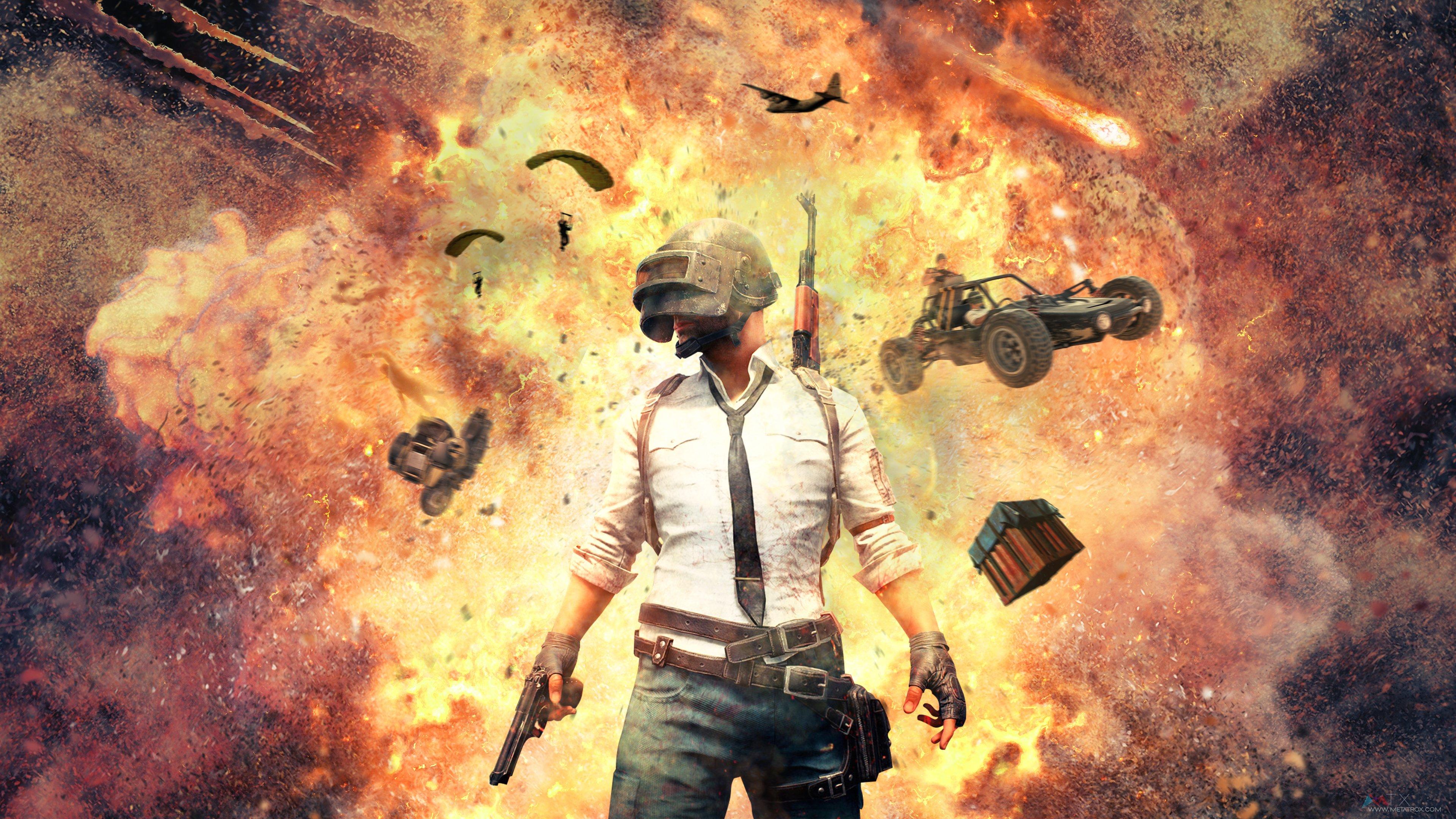 Fondos de pantalla PlayerUnknown's Battlegrounds
