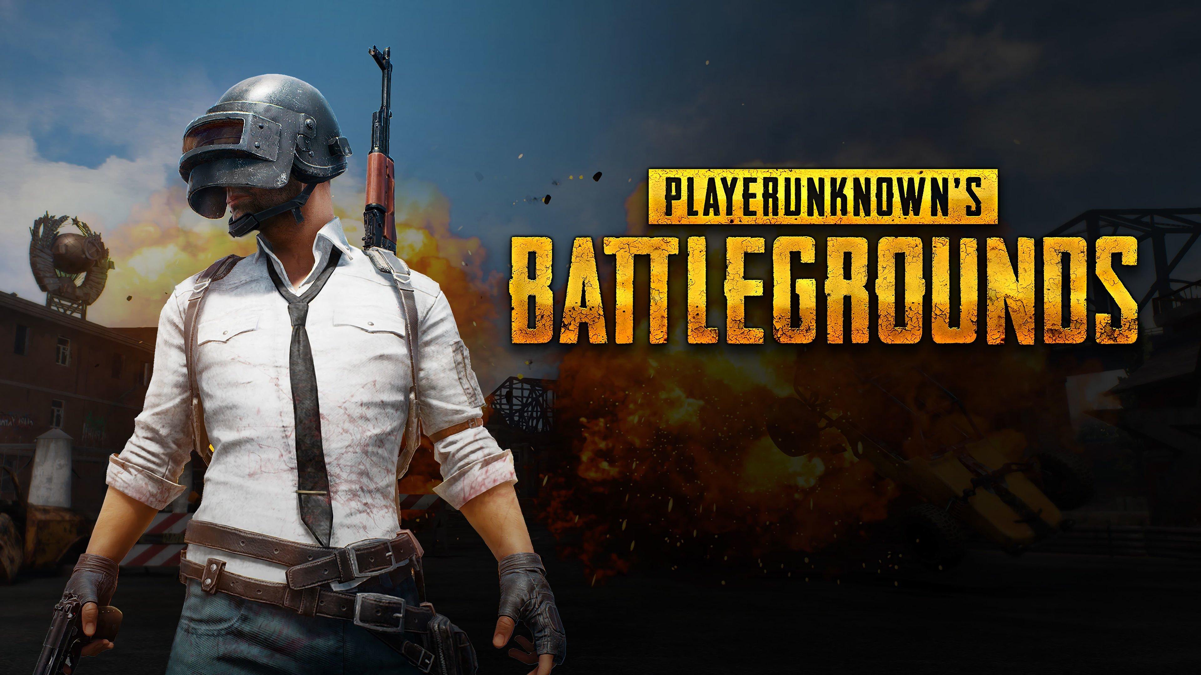 Wallpaper PlayerUnknown's Battlegrounds