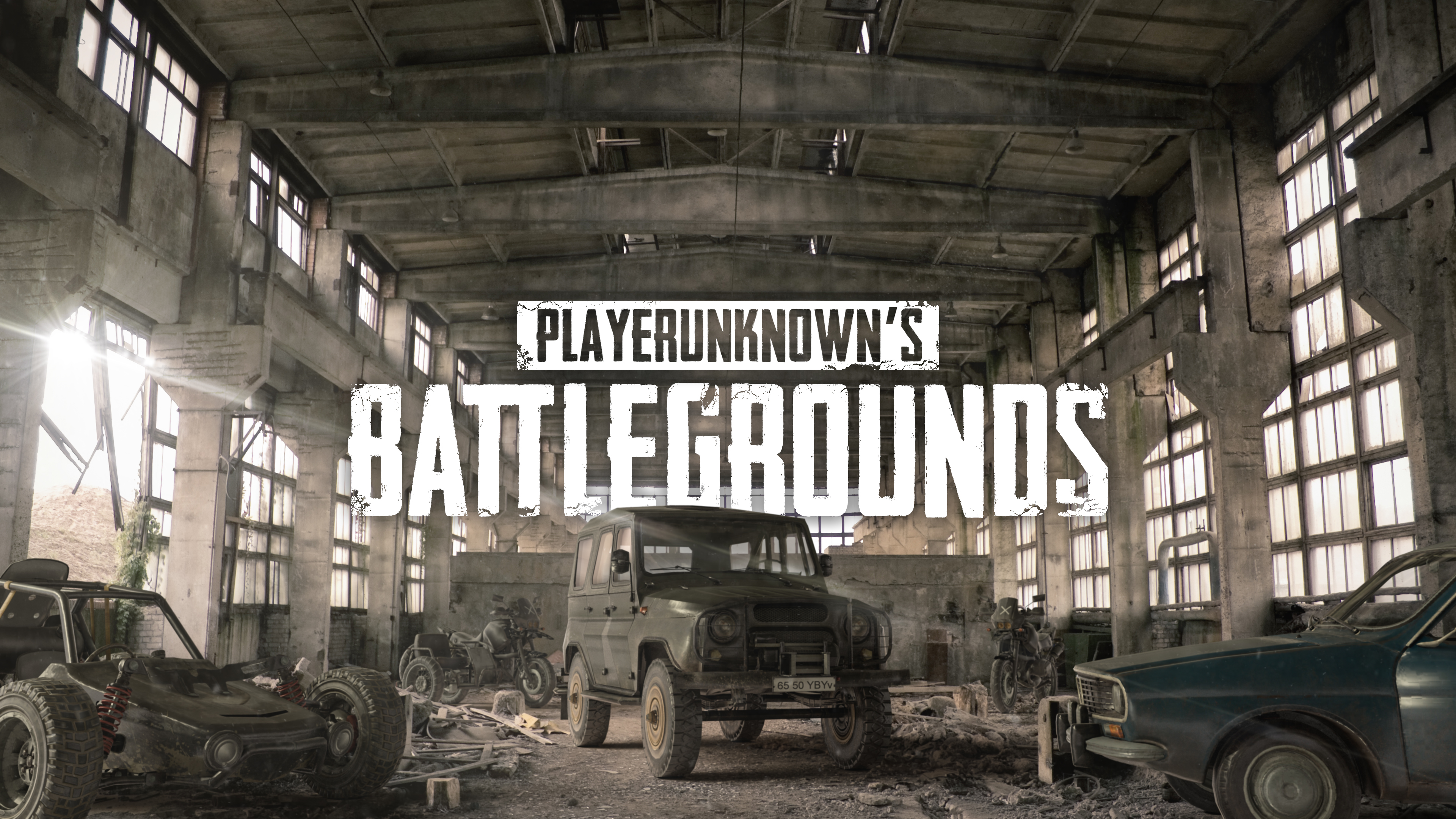 Fondos de pantalla PlayerUnknown's Battlegrounds