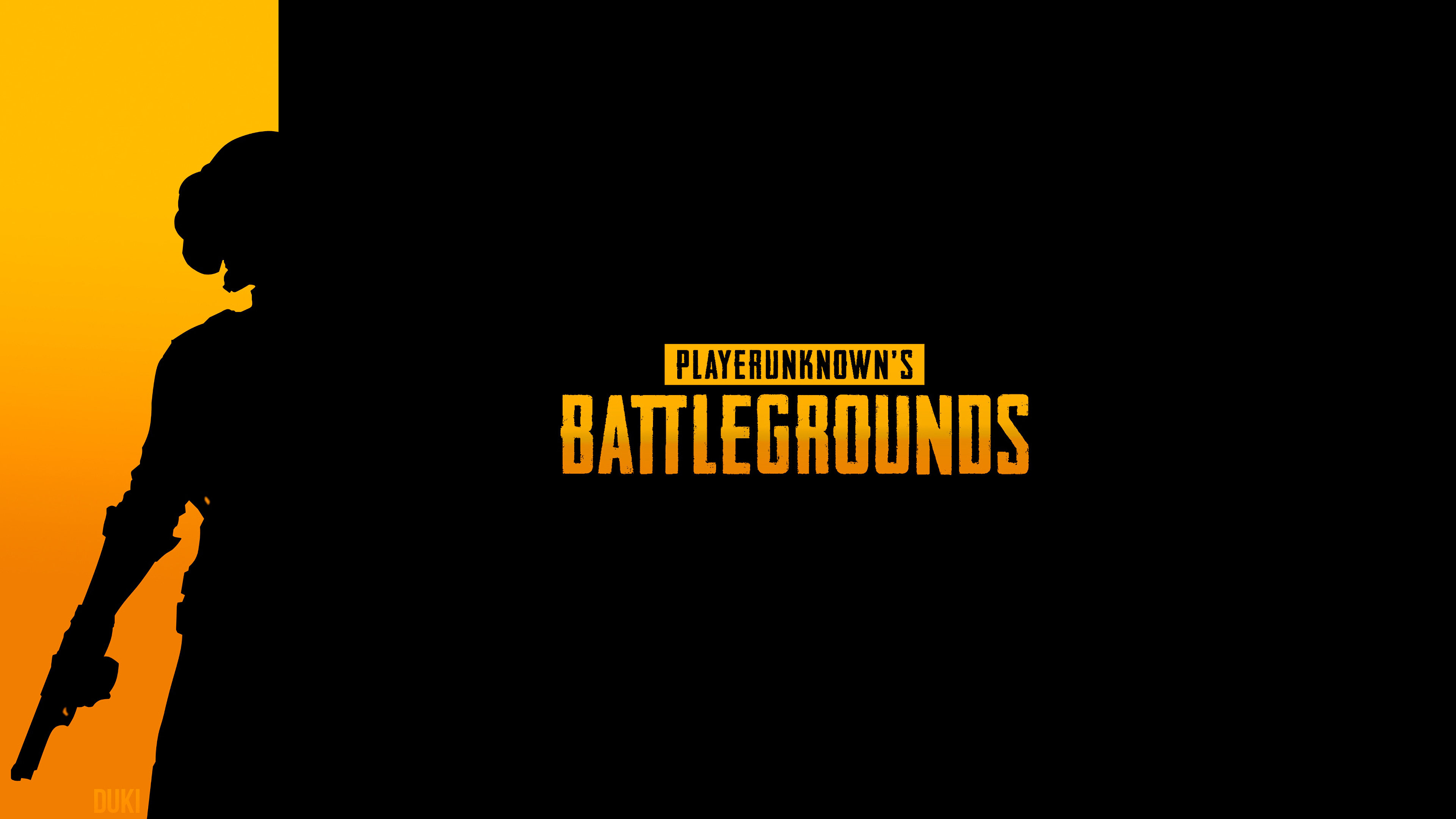 Fondos de pantalla PlayerUnknown's Battlegrounds Logo