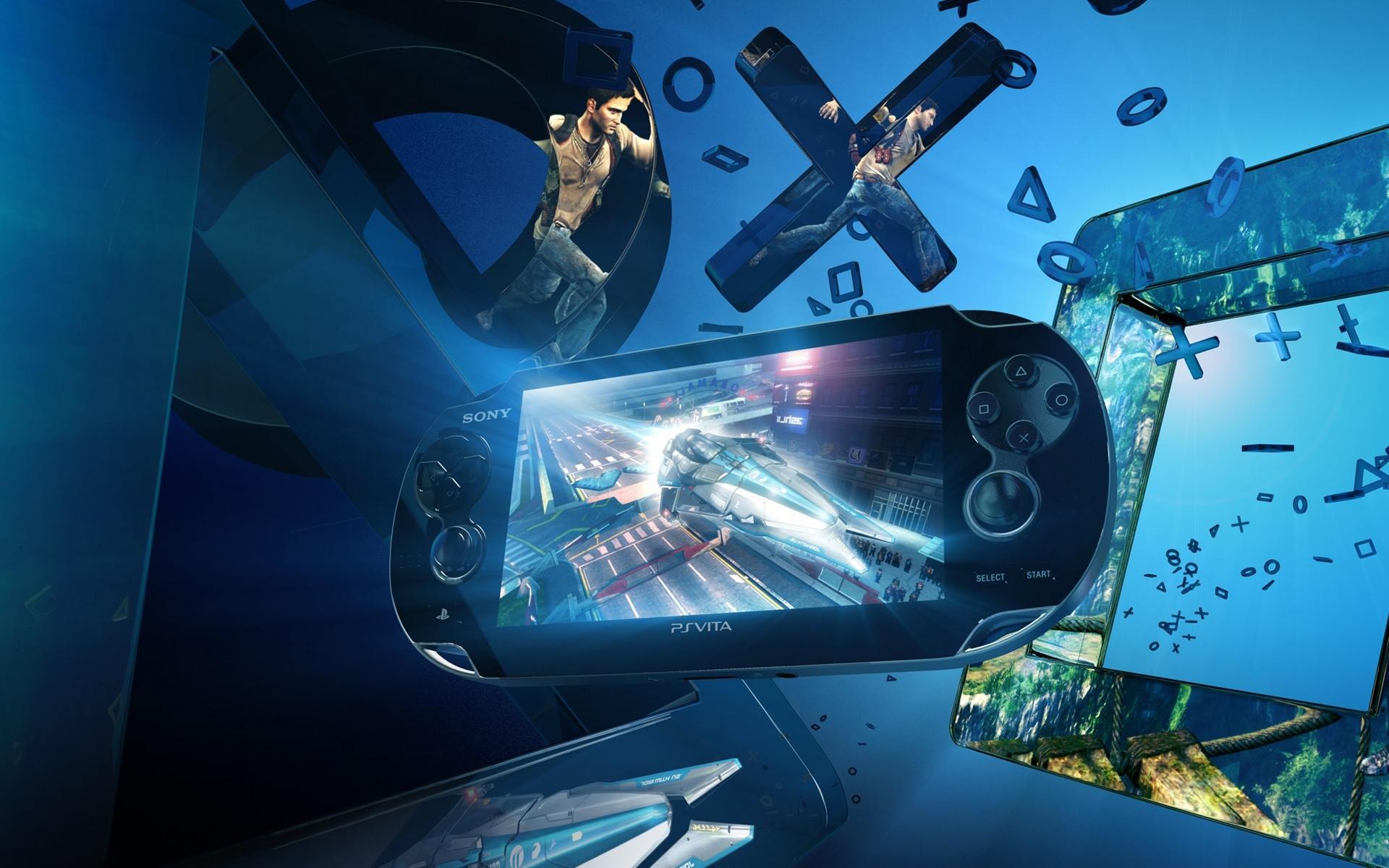 Fondos de pantalla Playstation Vita