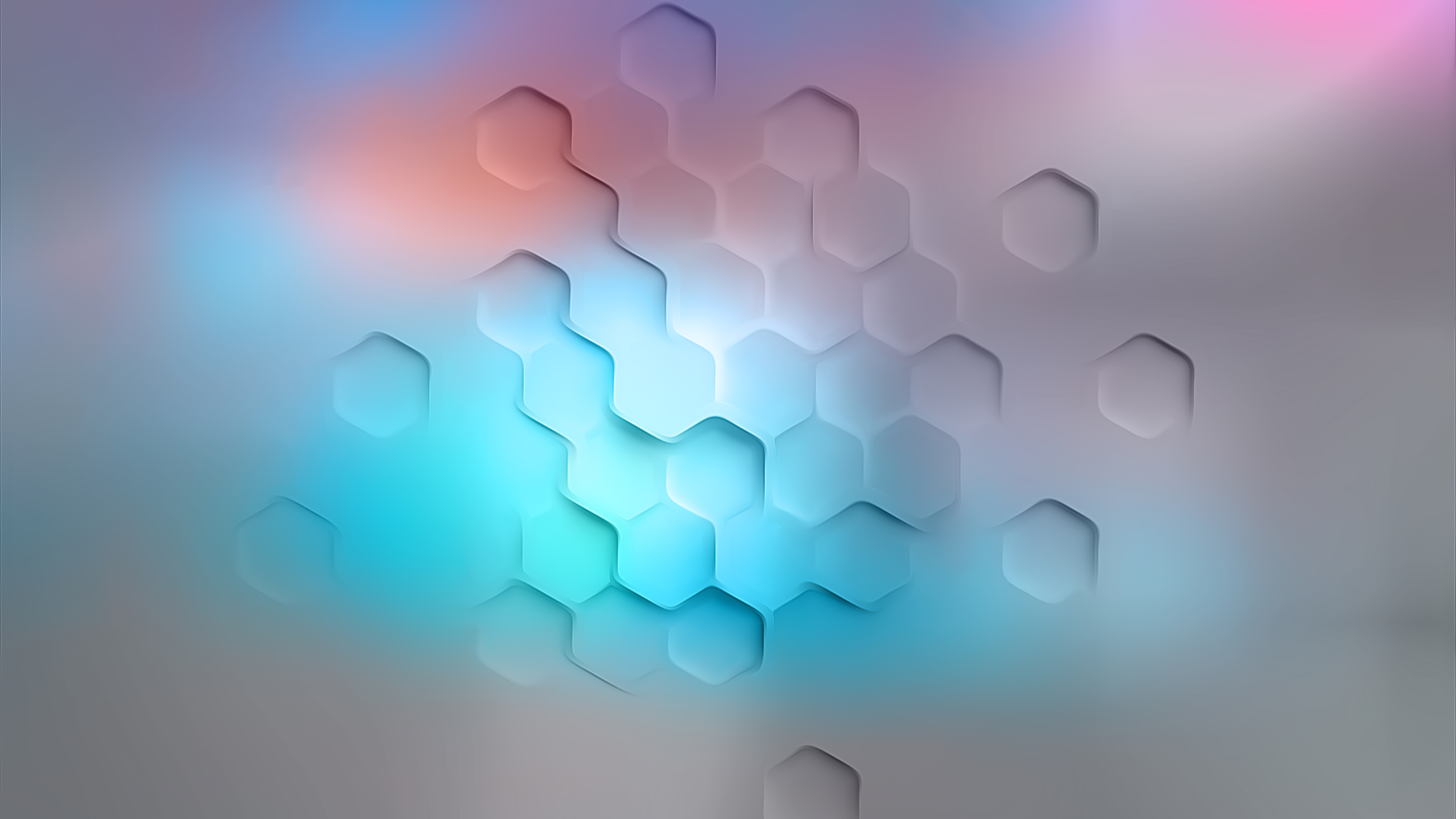 Wallpaper Polygons abstract