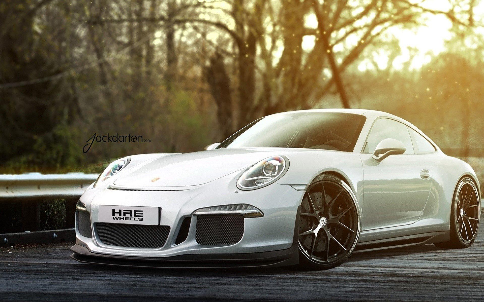 Fondos de pantalla Porsche 911 GT3