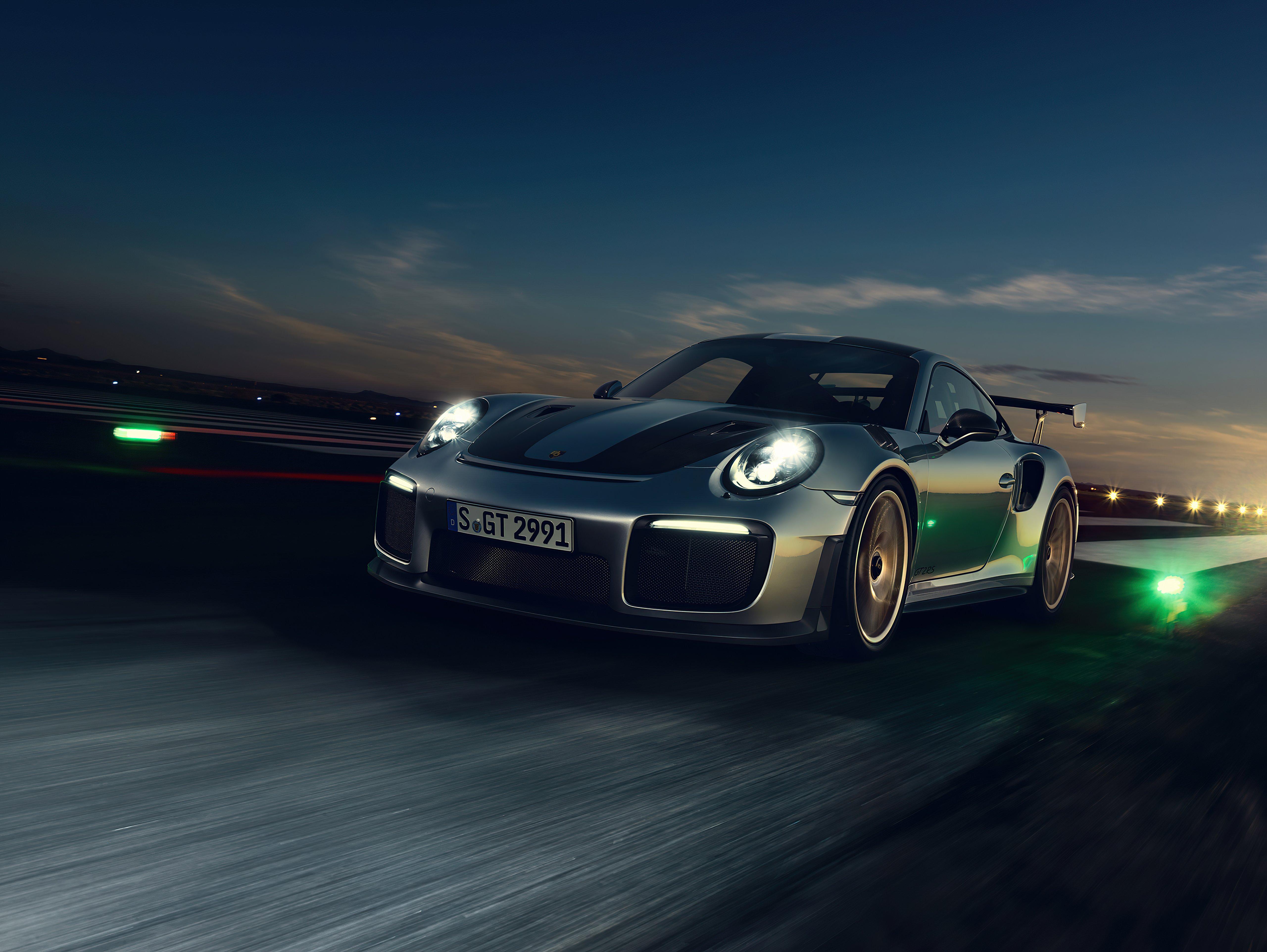 Fondos de pantalla Porsche GT2