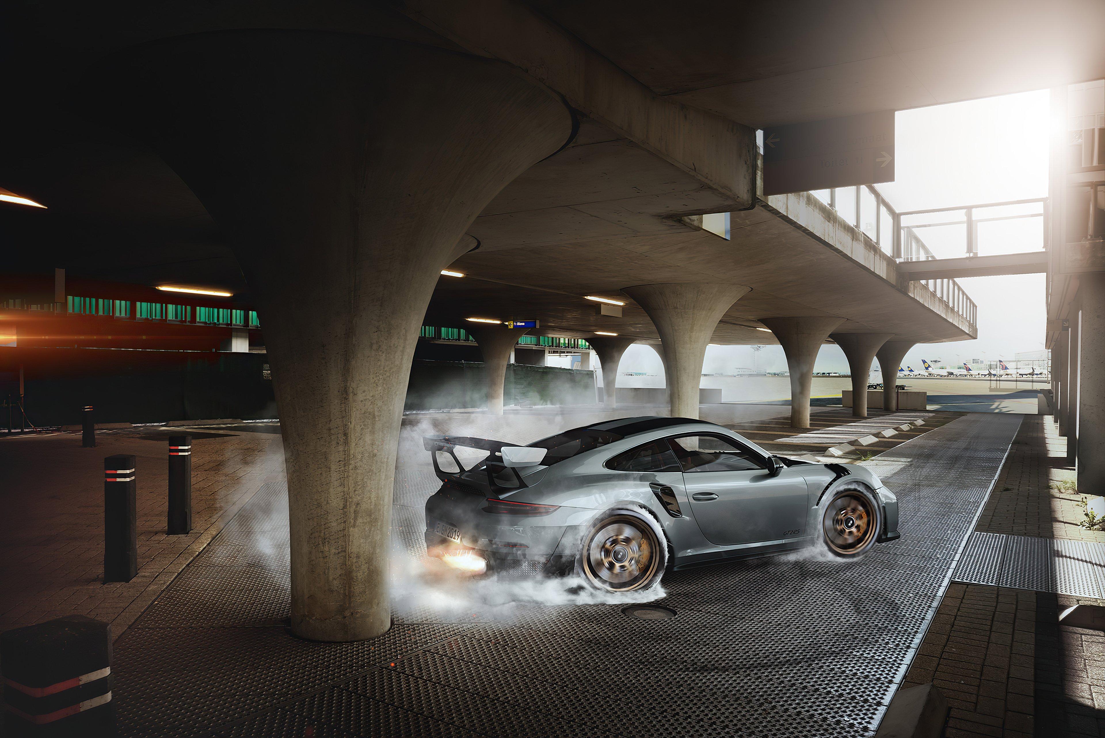 Fondos de pantalla Porsche GT2 RS